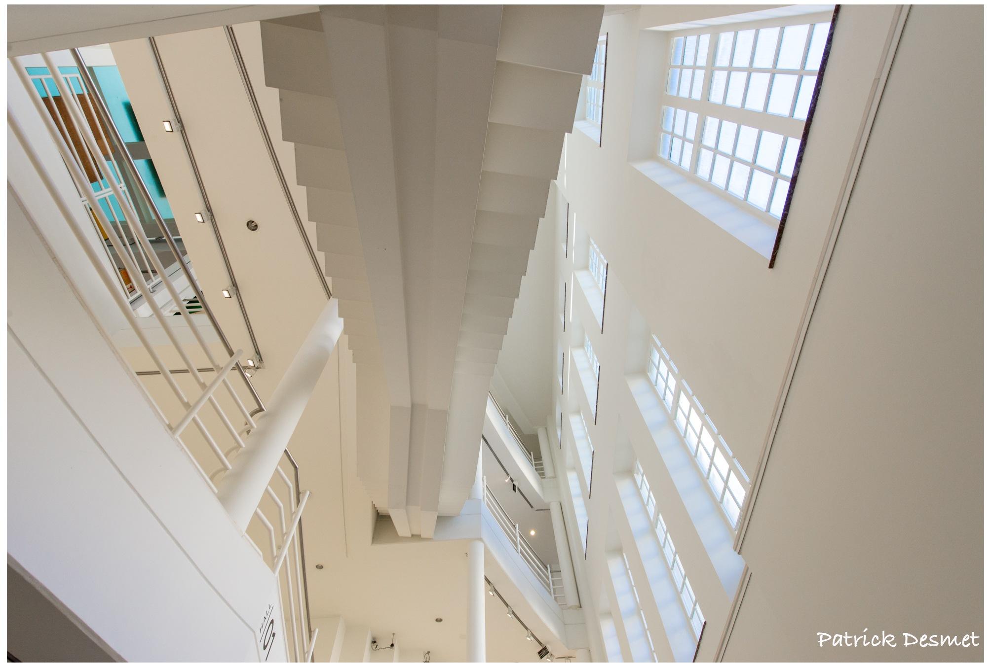 Architectuur by patrick desmet