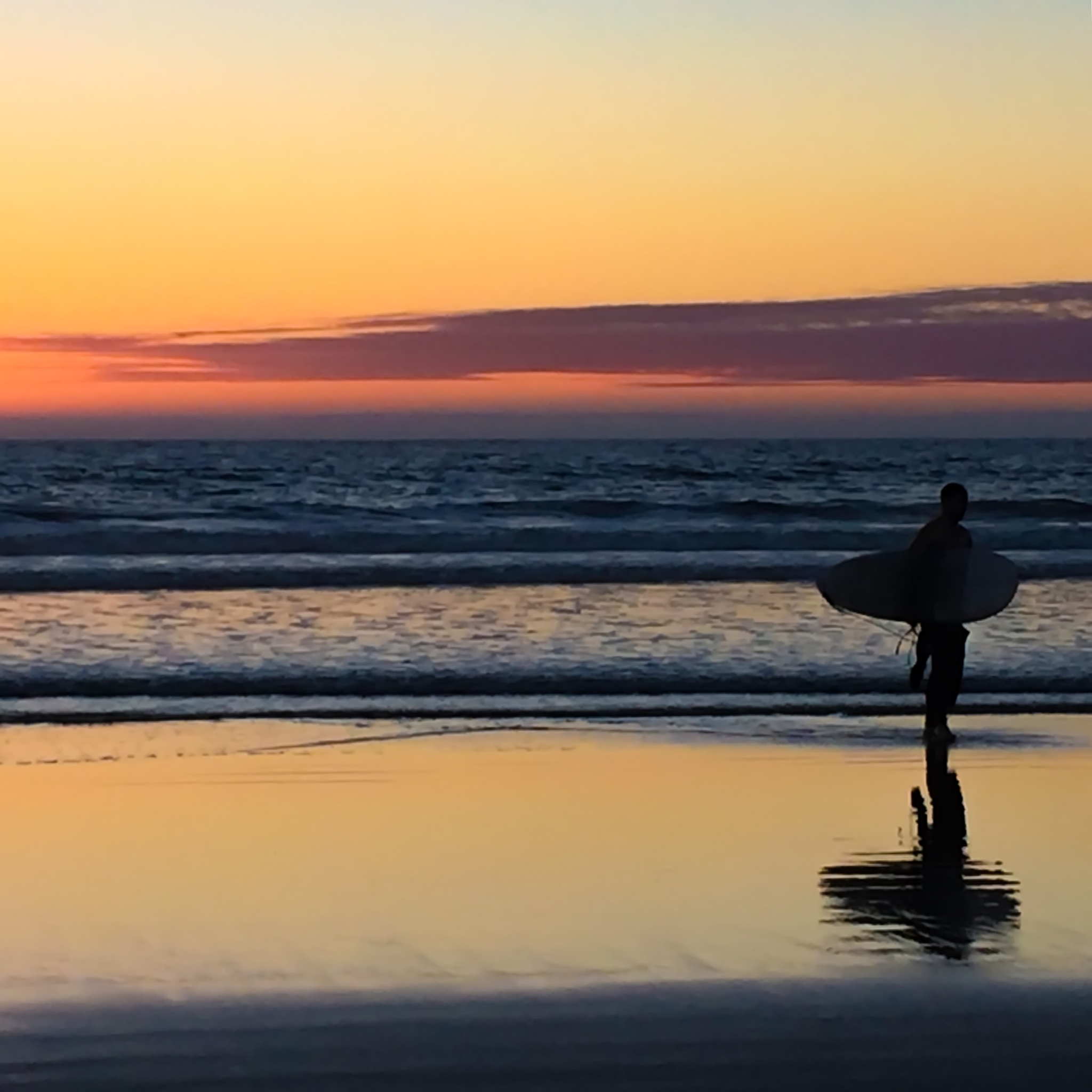 Last Ride at Silver Strand by Lisa Iovino Nevolo Lewis