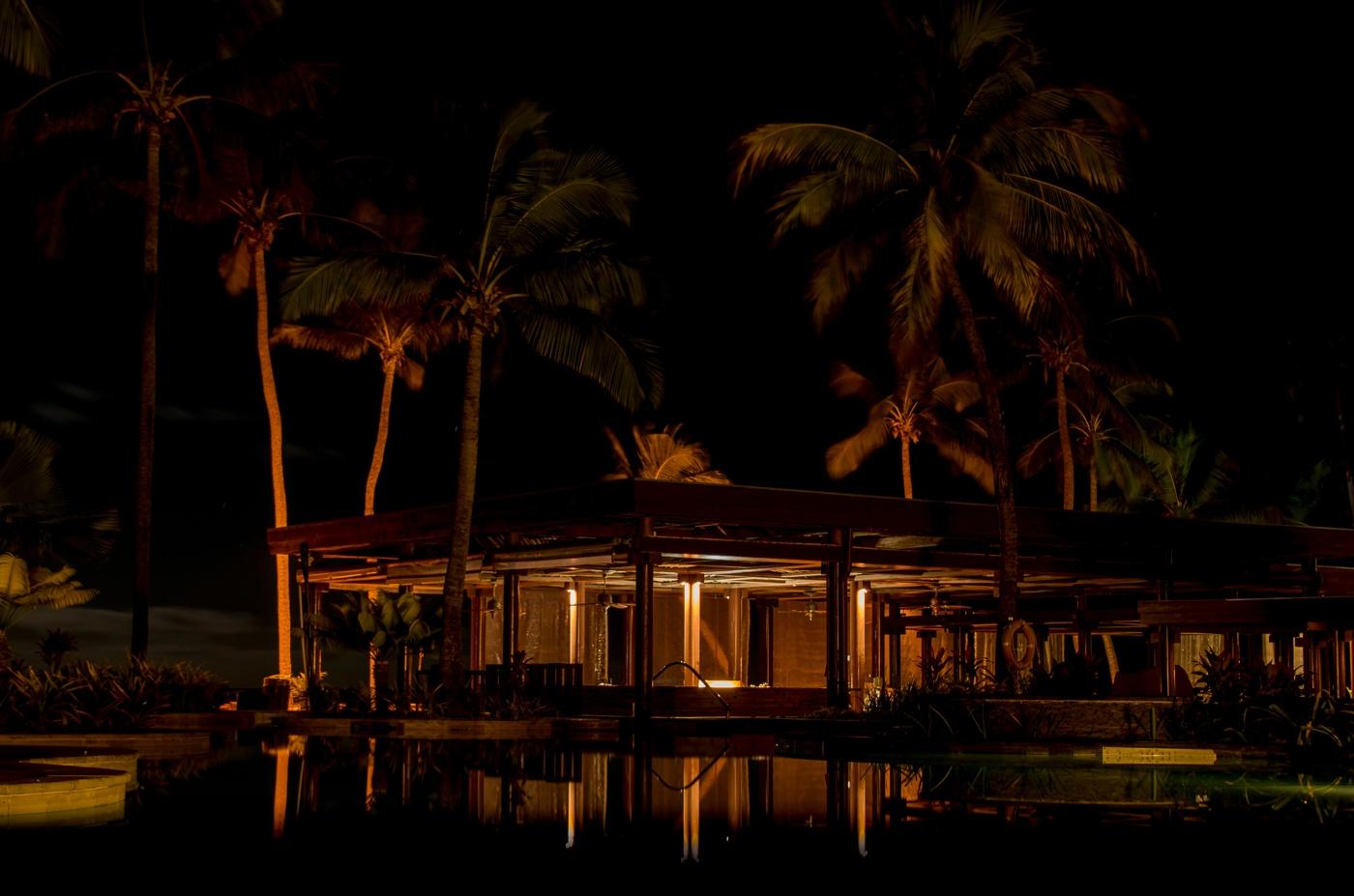 Flying Fish Restaurant at the Sheraton Fiji by Trevor McKinnon