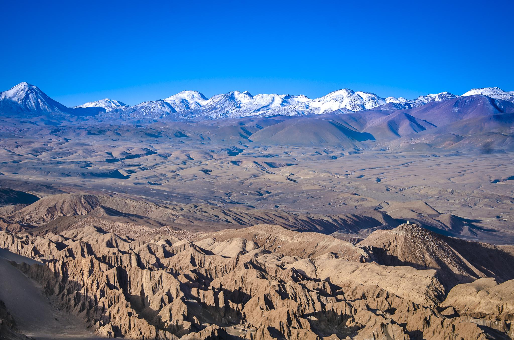 The Andes  by Trevor McKinnon