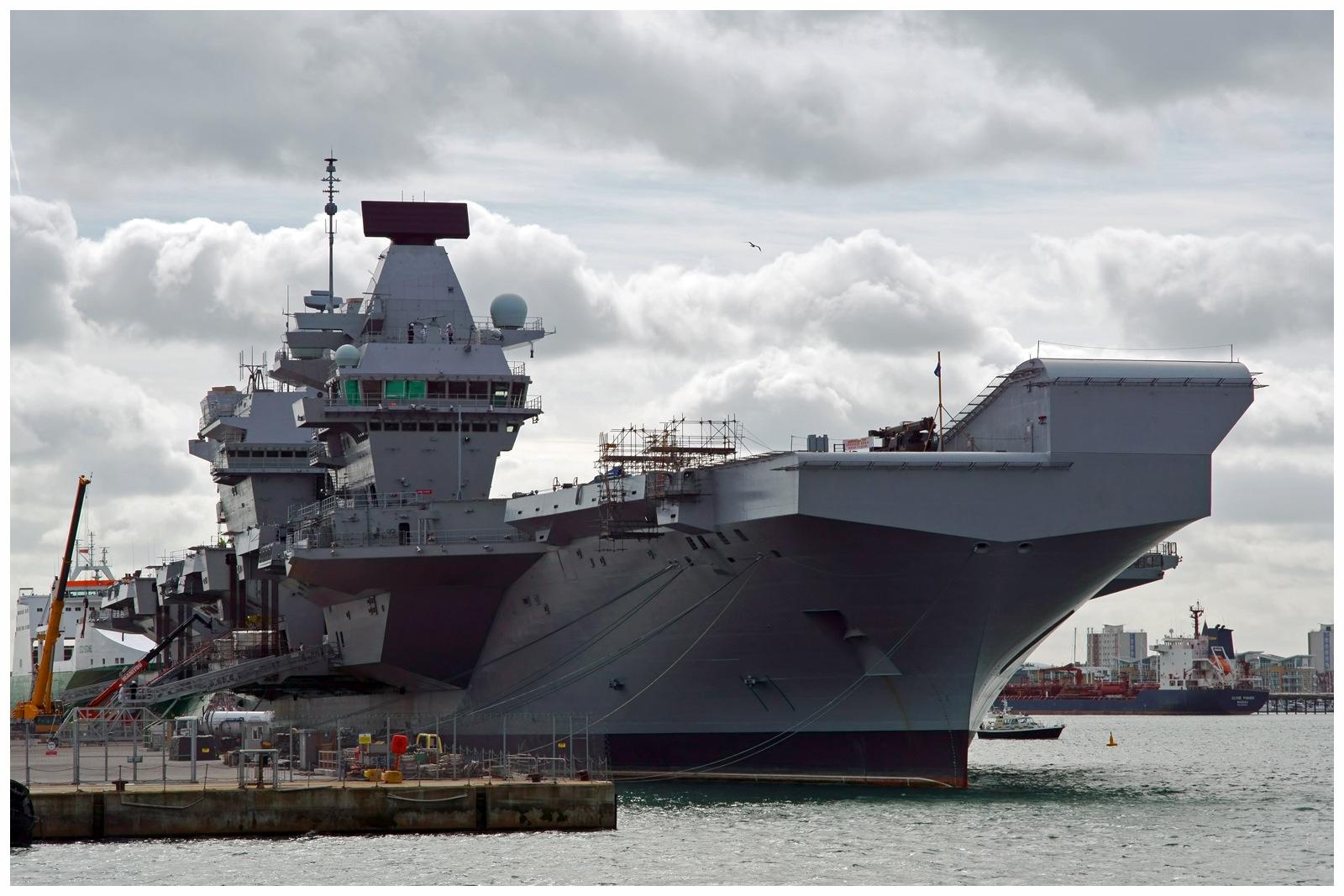 Warship by tpthornton
