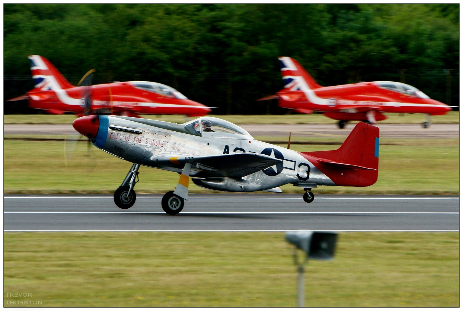 P51 Mustang by tpthornton