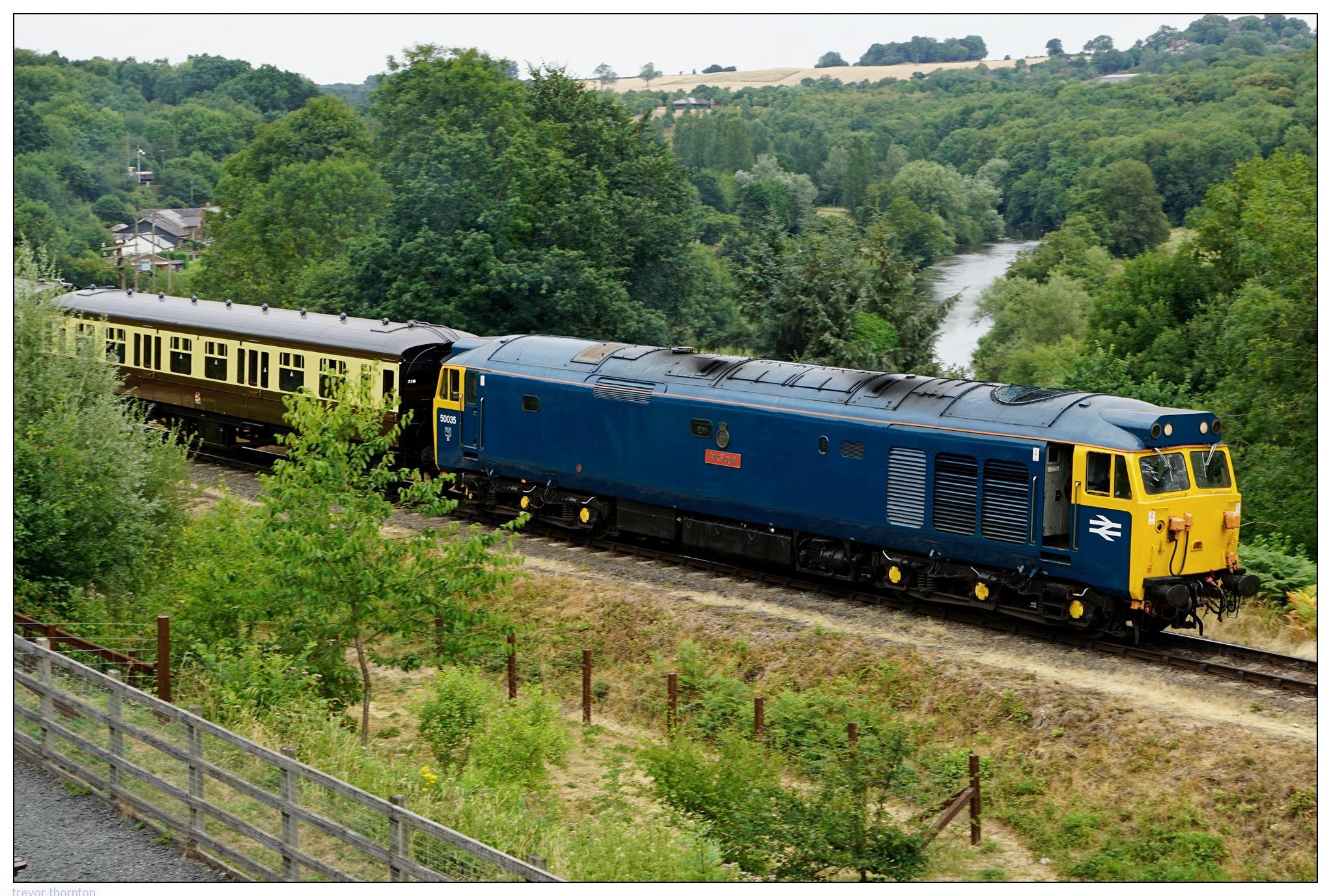Severn Valley Railway by tpthornton