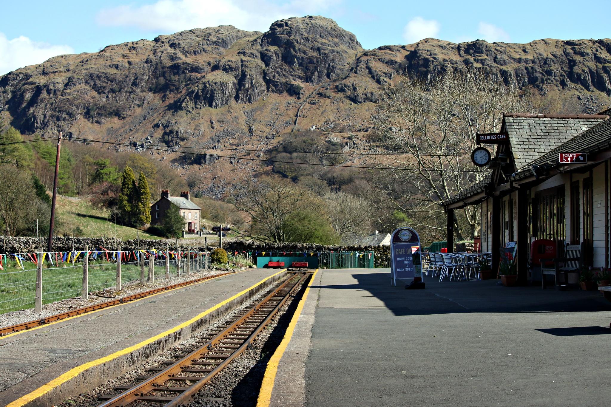Dalegarth station by Mark Egdell