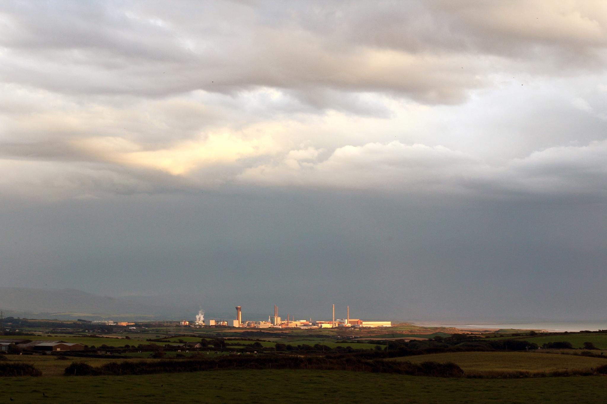 Sellafield by Mark Egdell