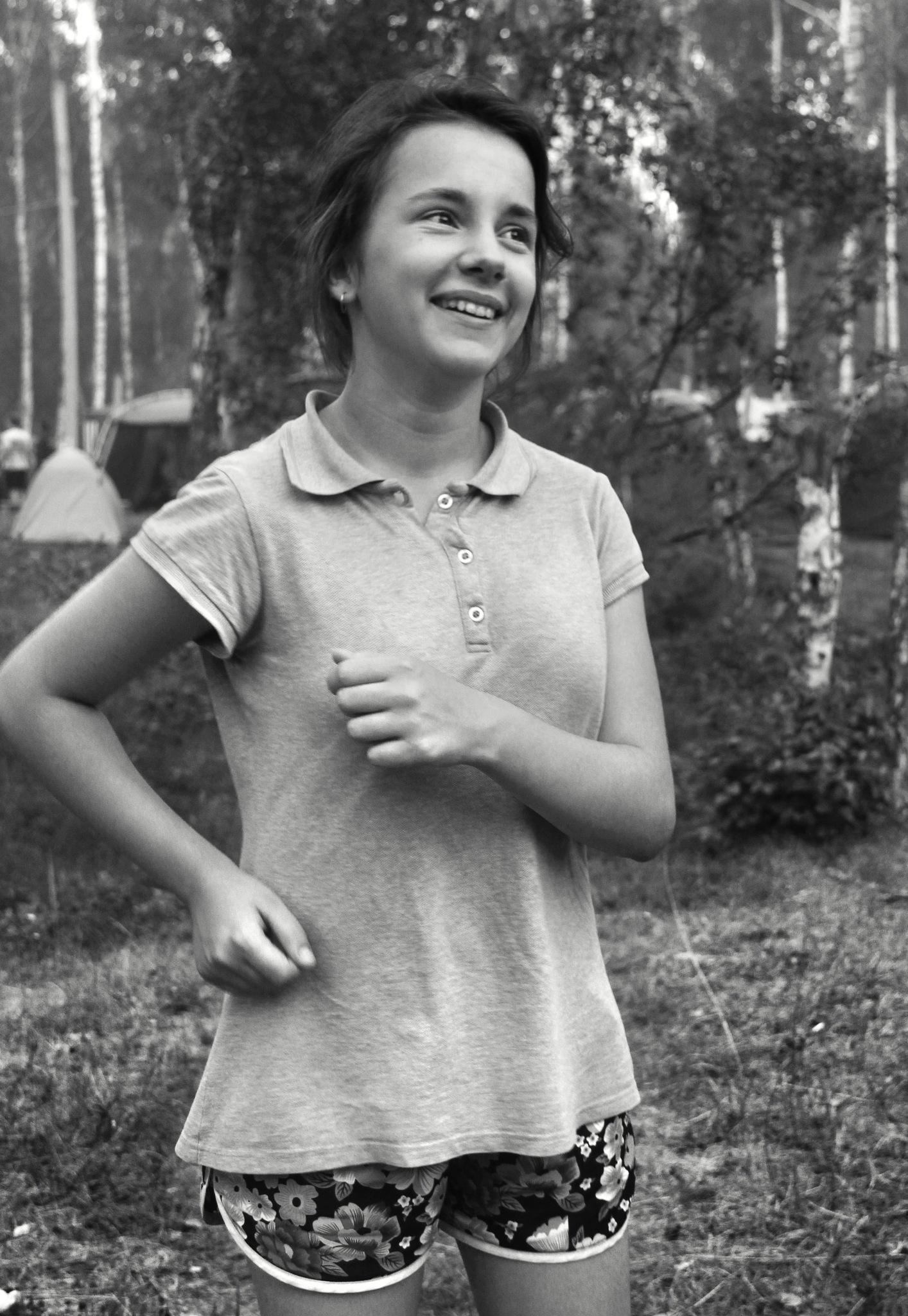 Dancing in the forest by Сергей Юрьев