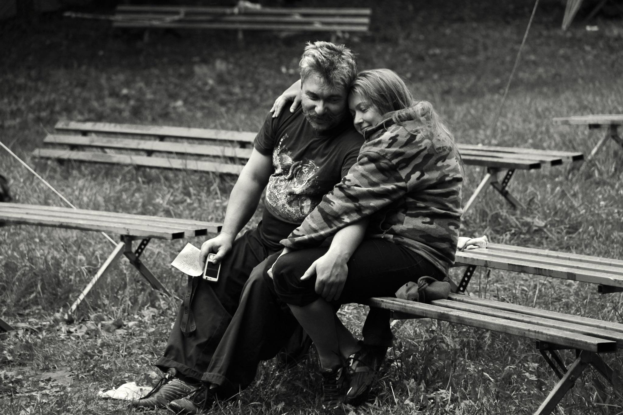 Couple by Сергей Юрьев