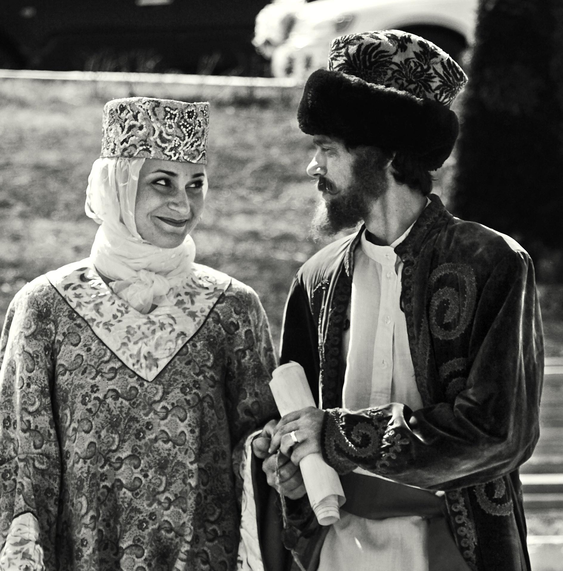 Peter and Fevronia by Сергей Юрьев