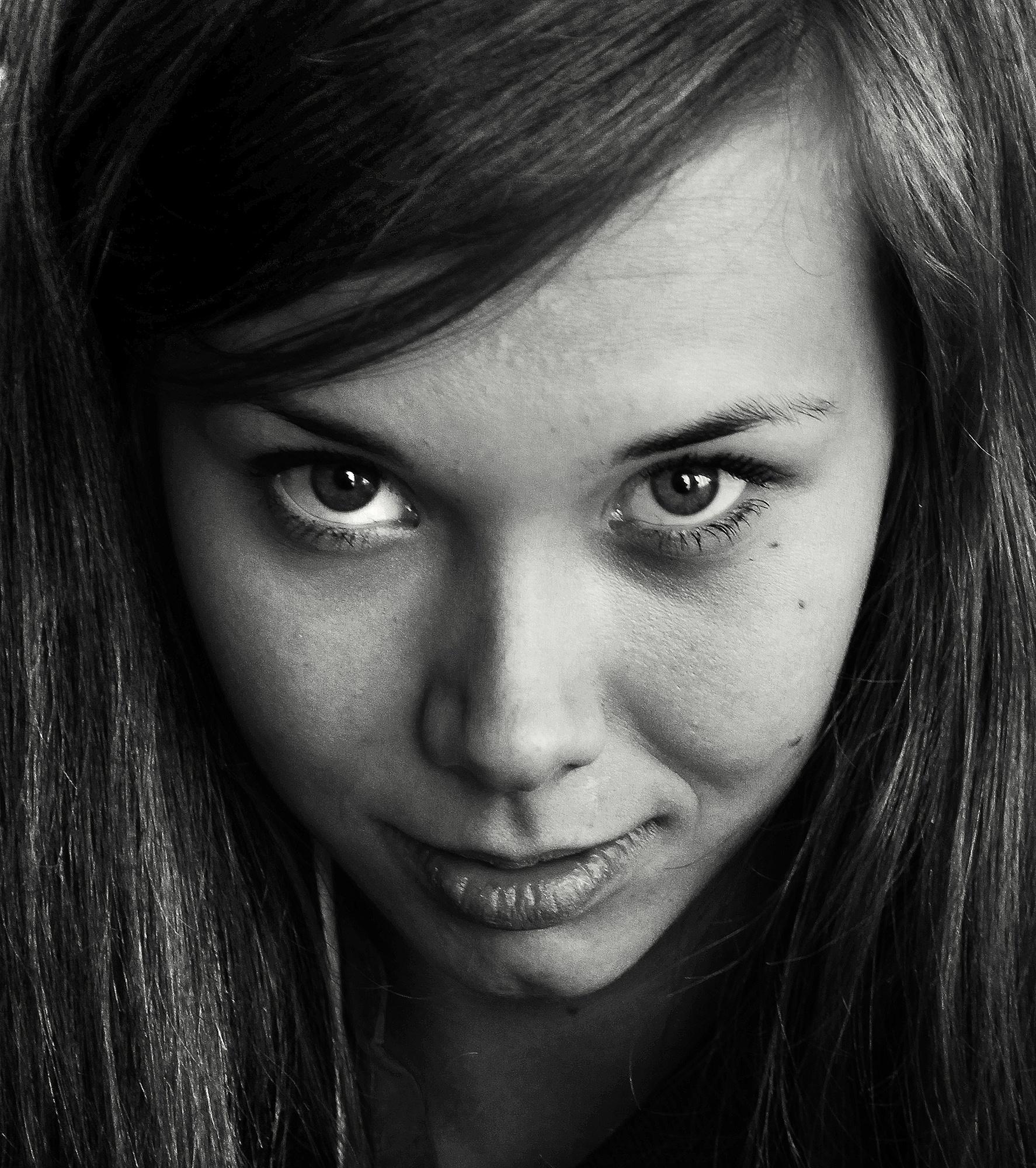 Beautiful eyes by Сергей Юрьев