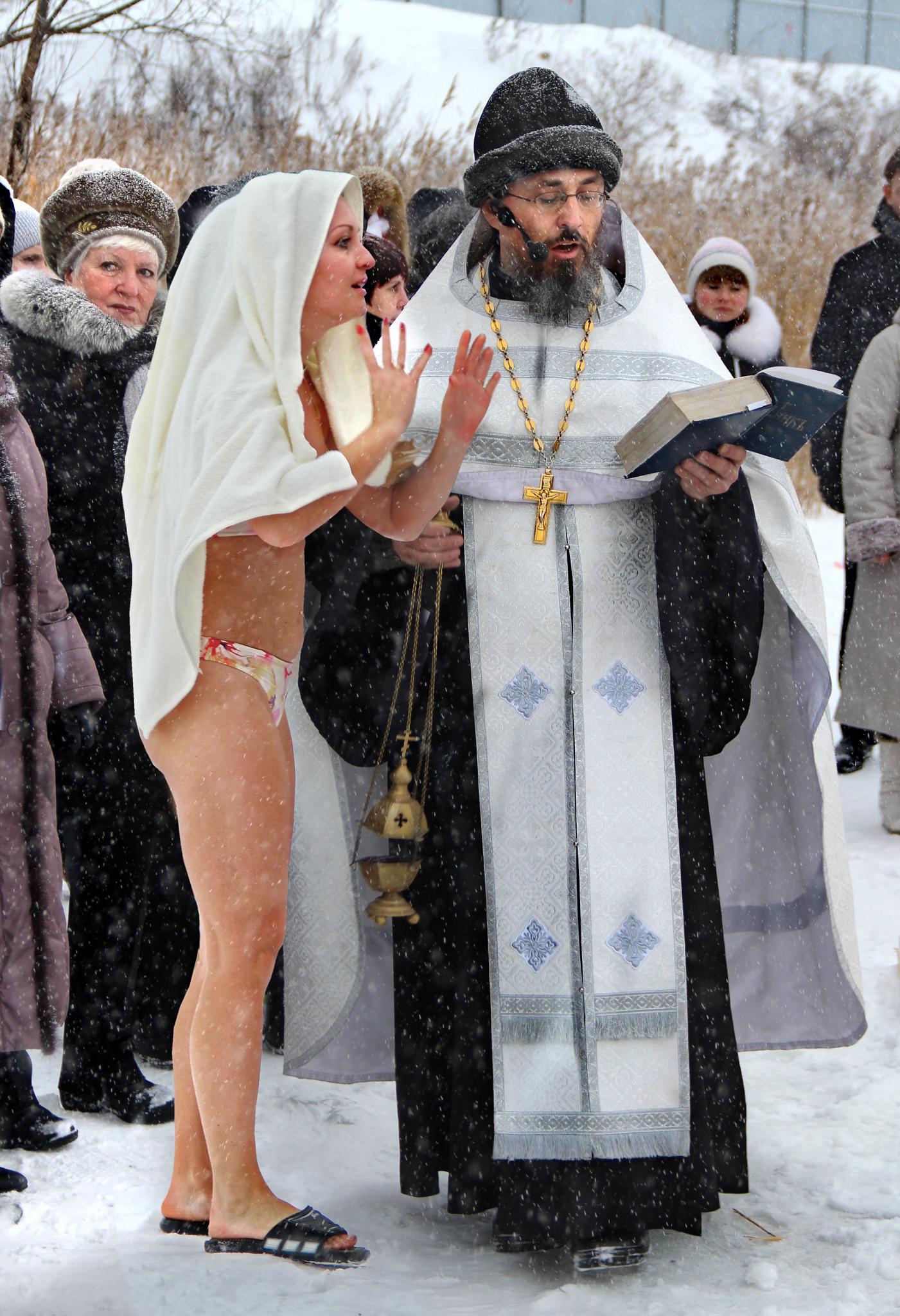 Крещение by Сергей Юрьев