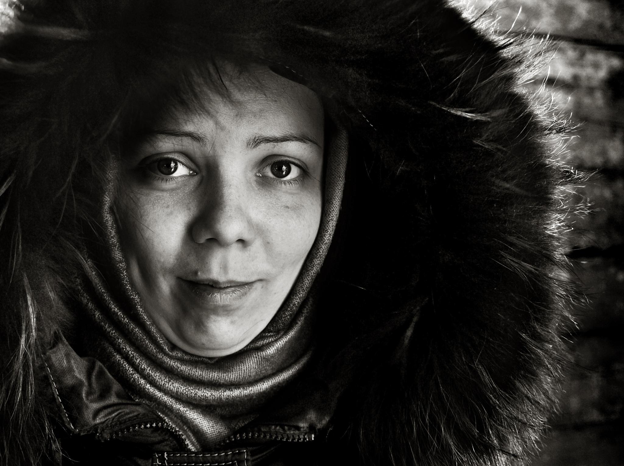 A parishioner by Сергей Юрьев