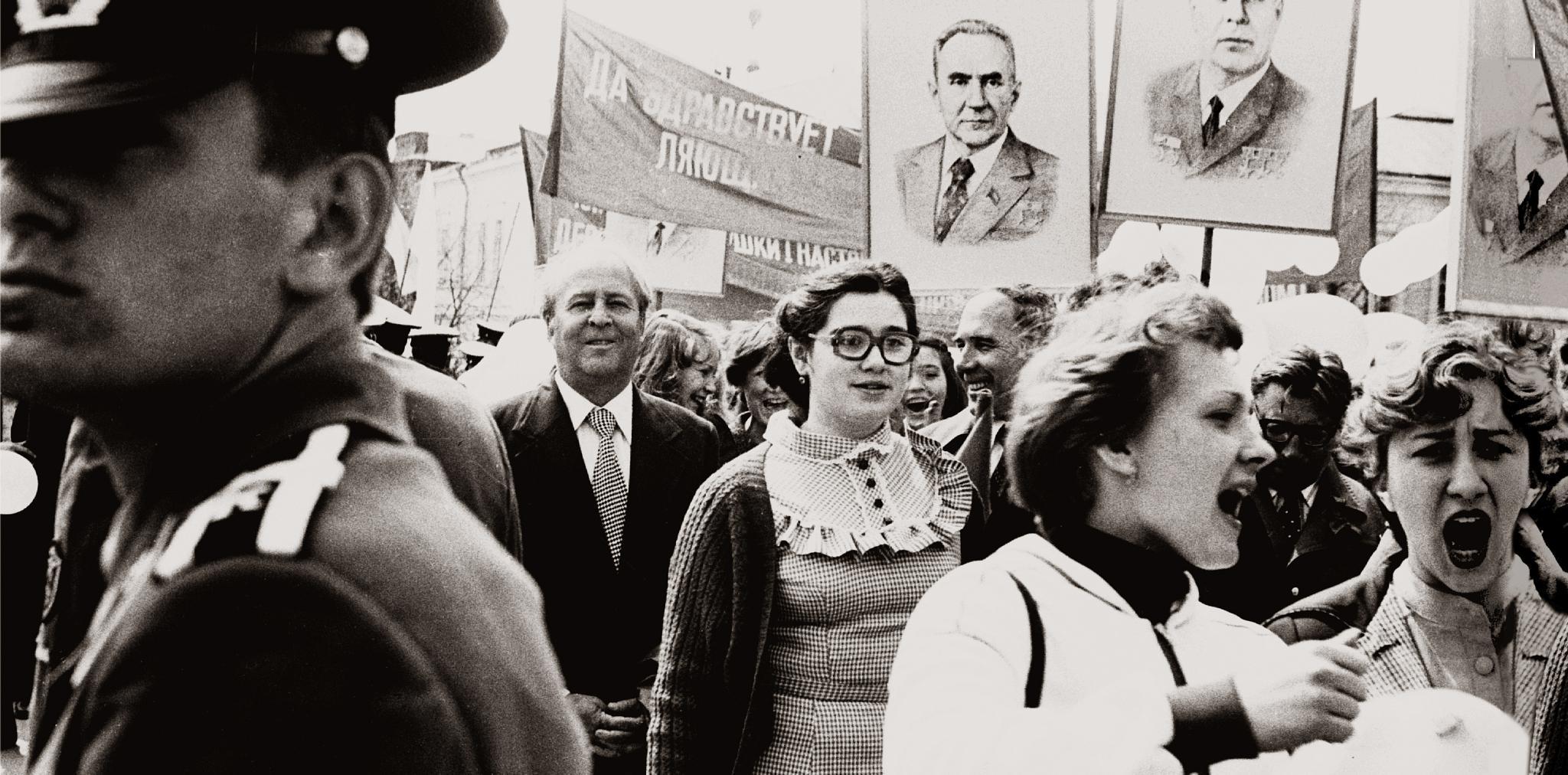 Day demonstration of workers by Сергей Юрьев
