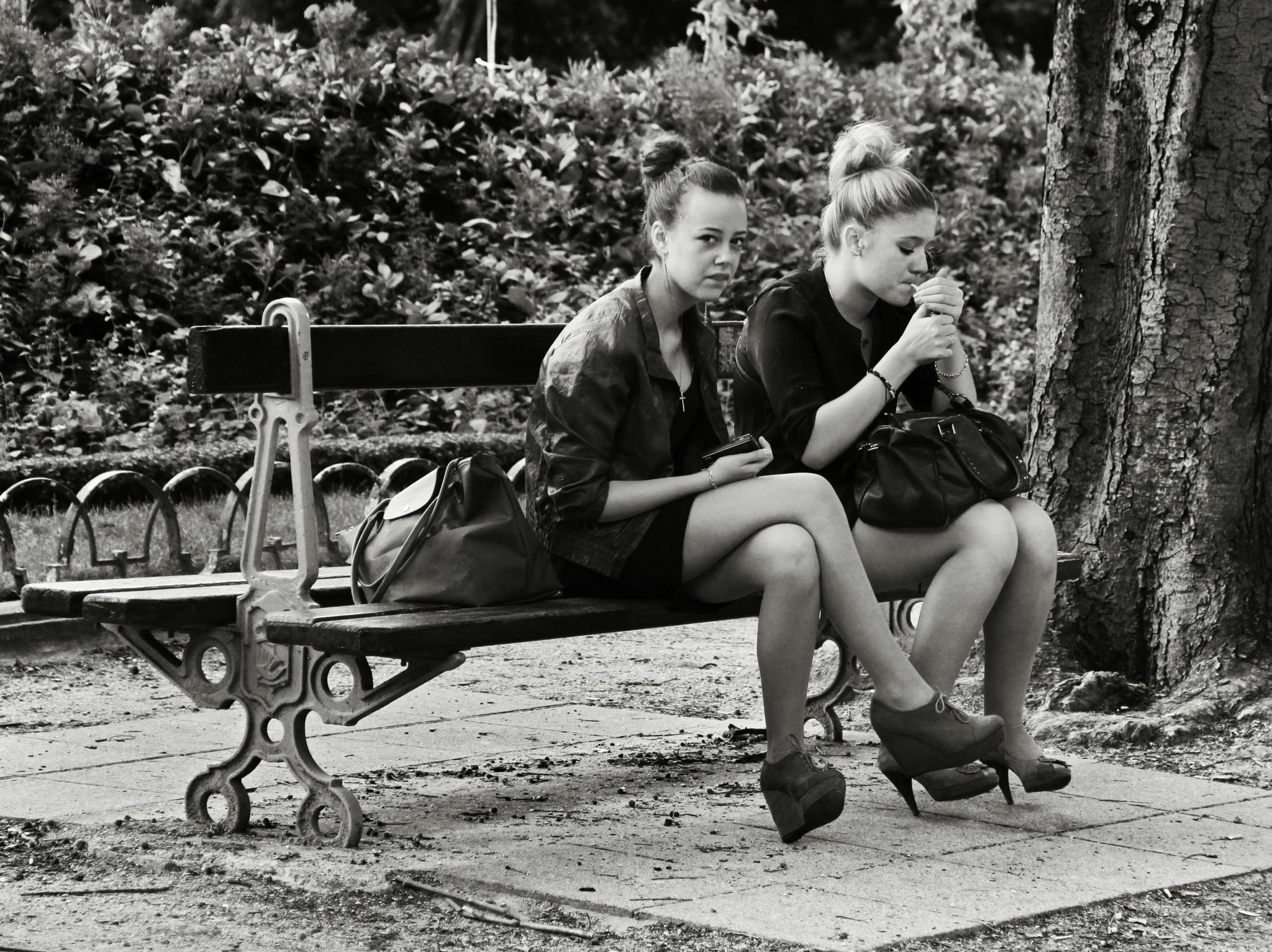 Midday in Paris by Сергей Юрьев