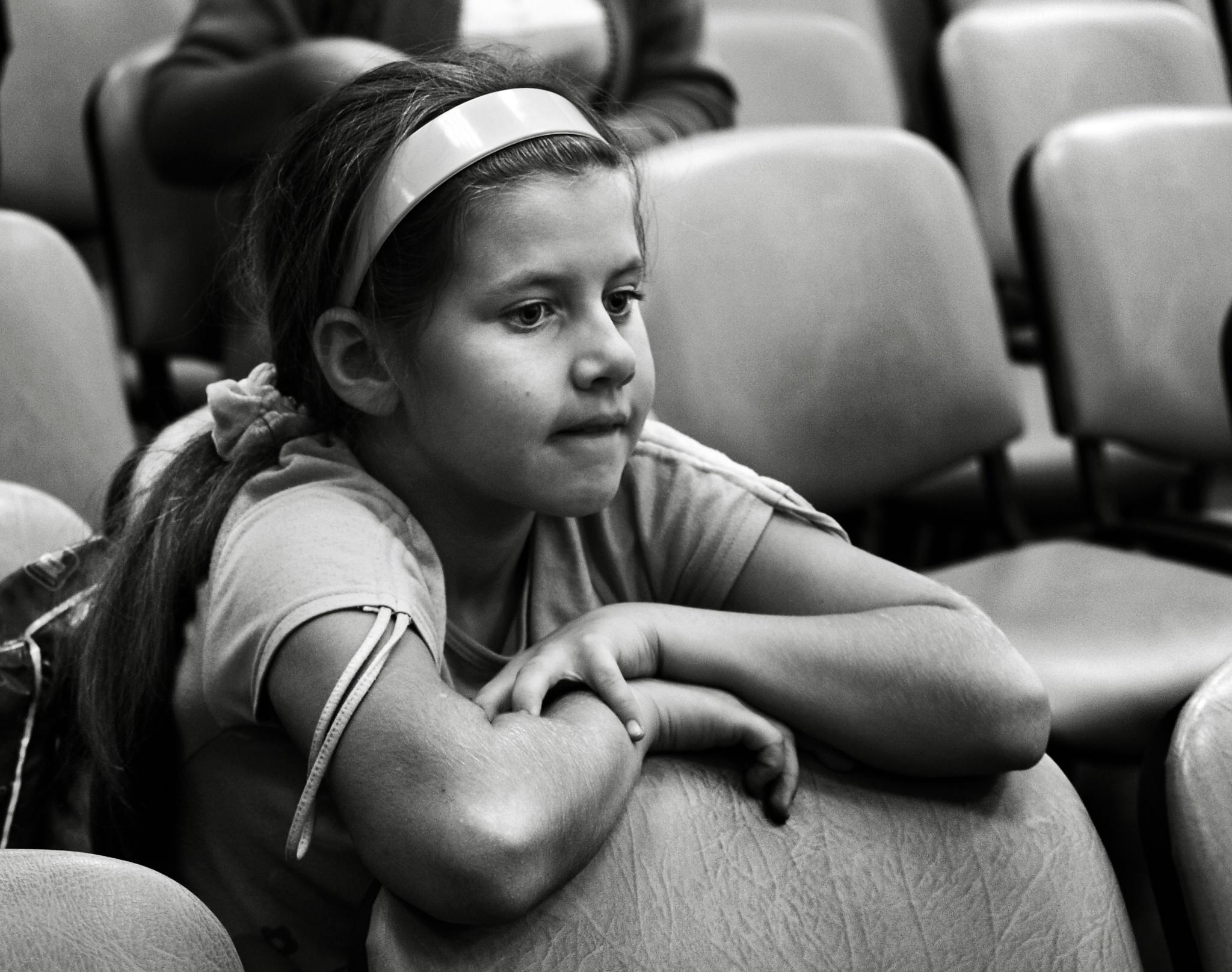 In the auditorium by Сергей Юрьев