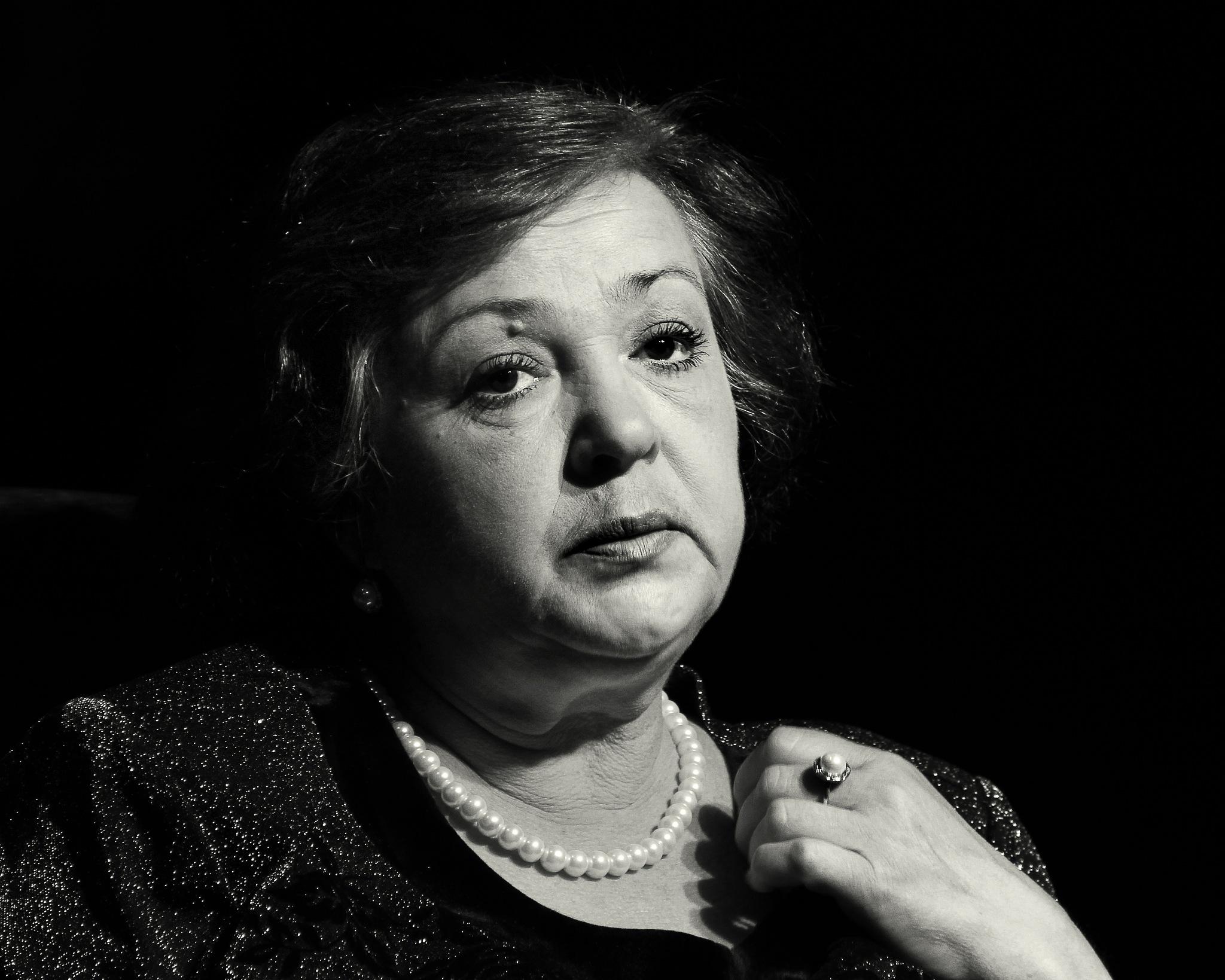 Actress Irina Janko by Сергей Юрьев