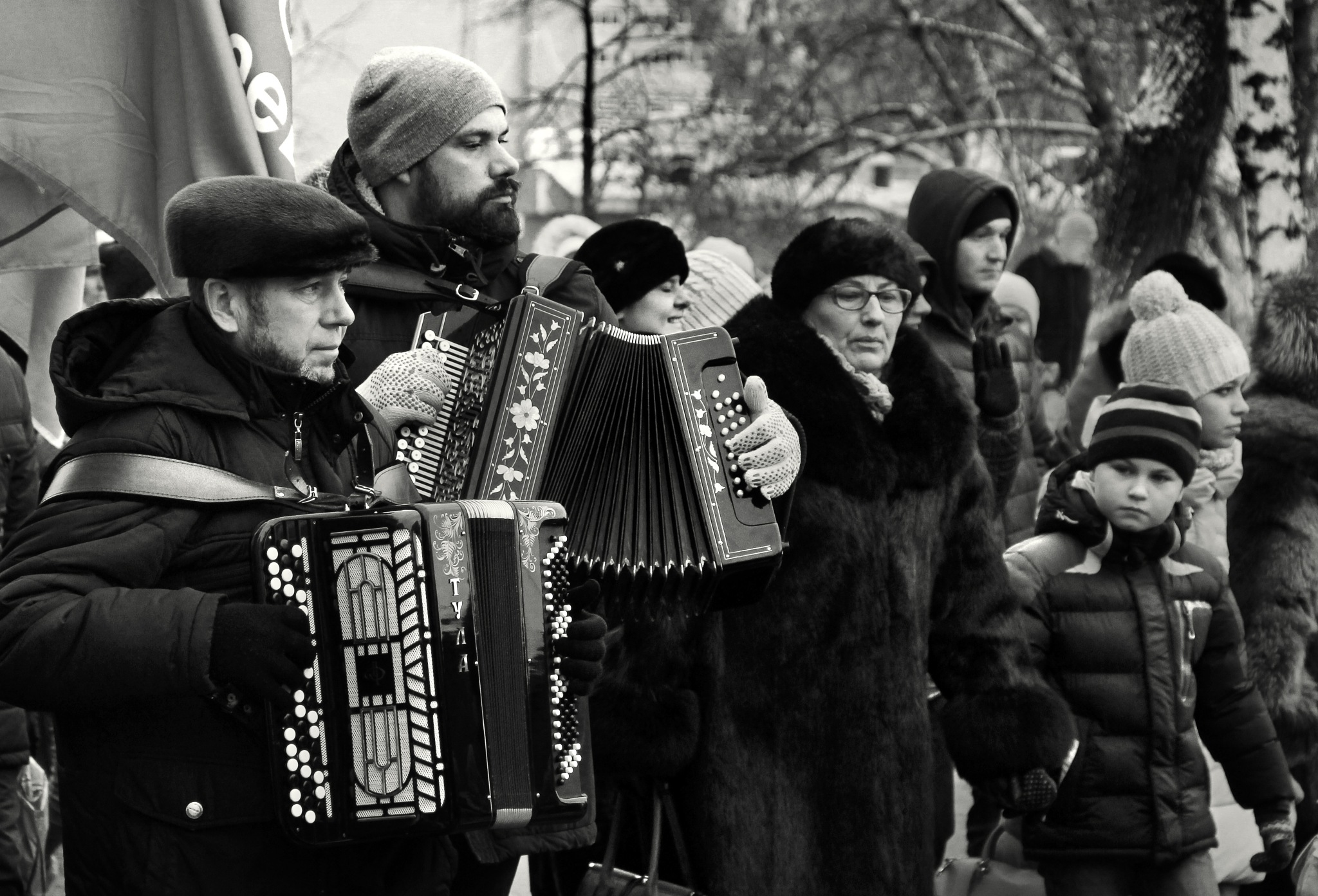 National Unity Day by Сергей Юрьев