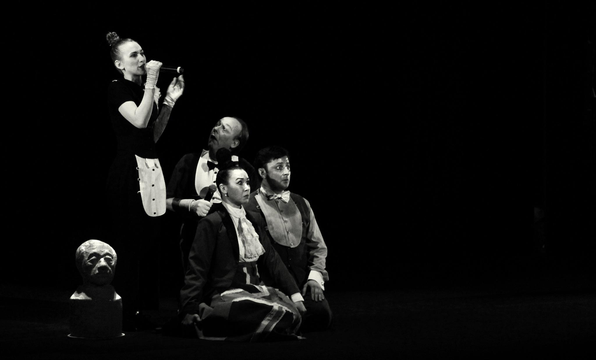 """""""The Bald Soprano"""" by Сергей Юрьев"""