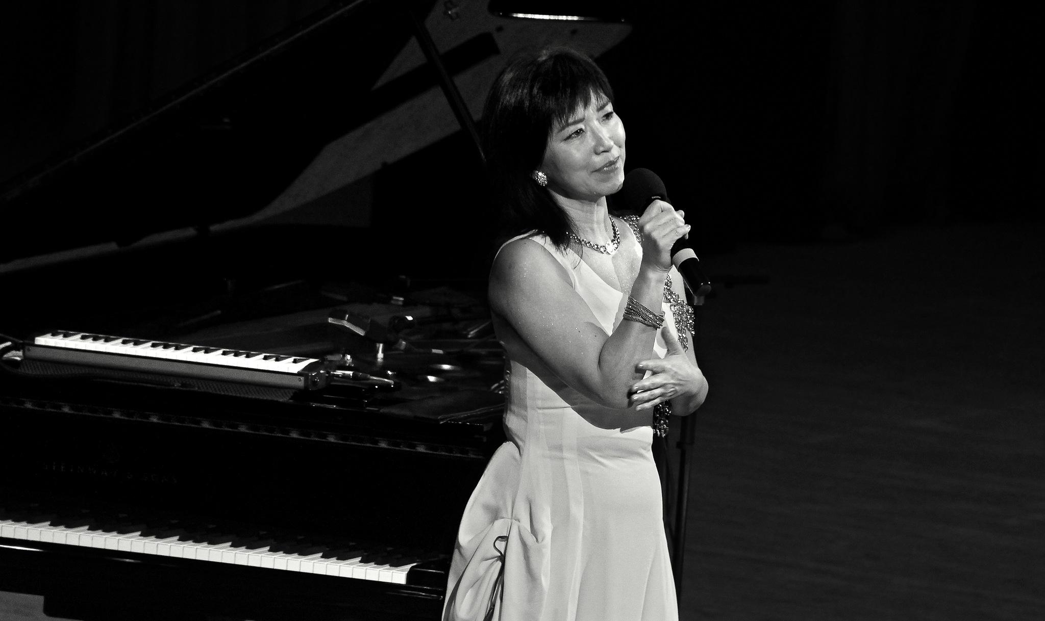 Pianist Keiko Matsui by Сергей Юрьев