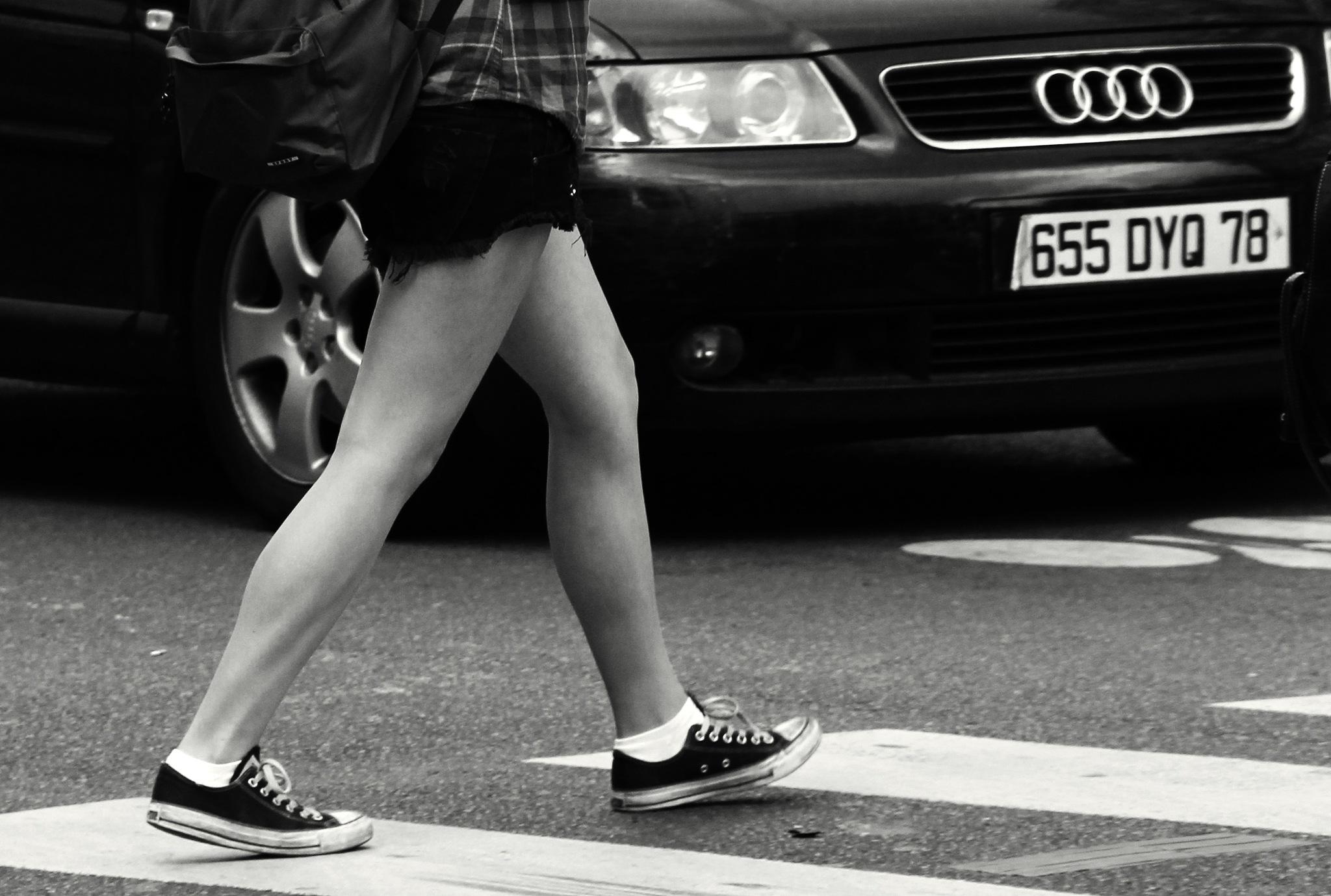 Crosswalk by Сергей Юрьев