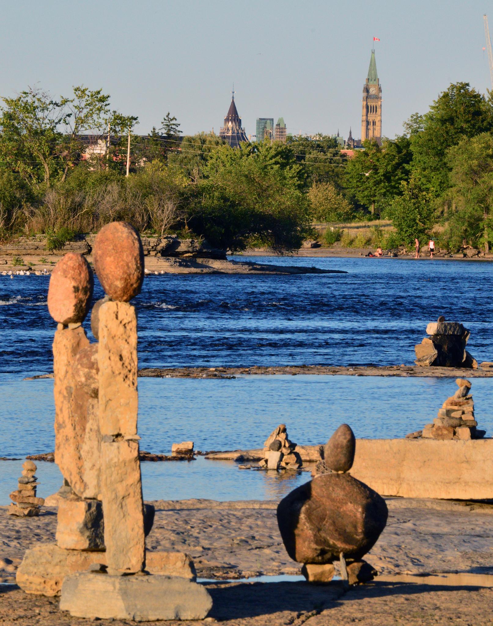 Ottawa River by Sharon Ings-Streeting