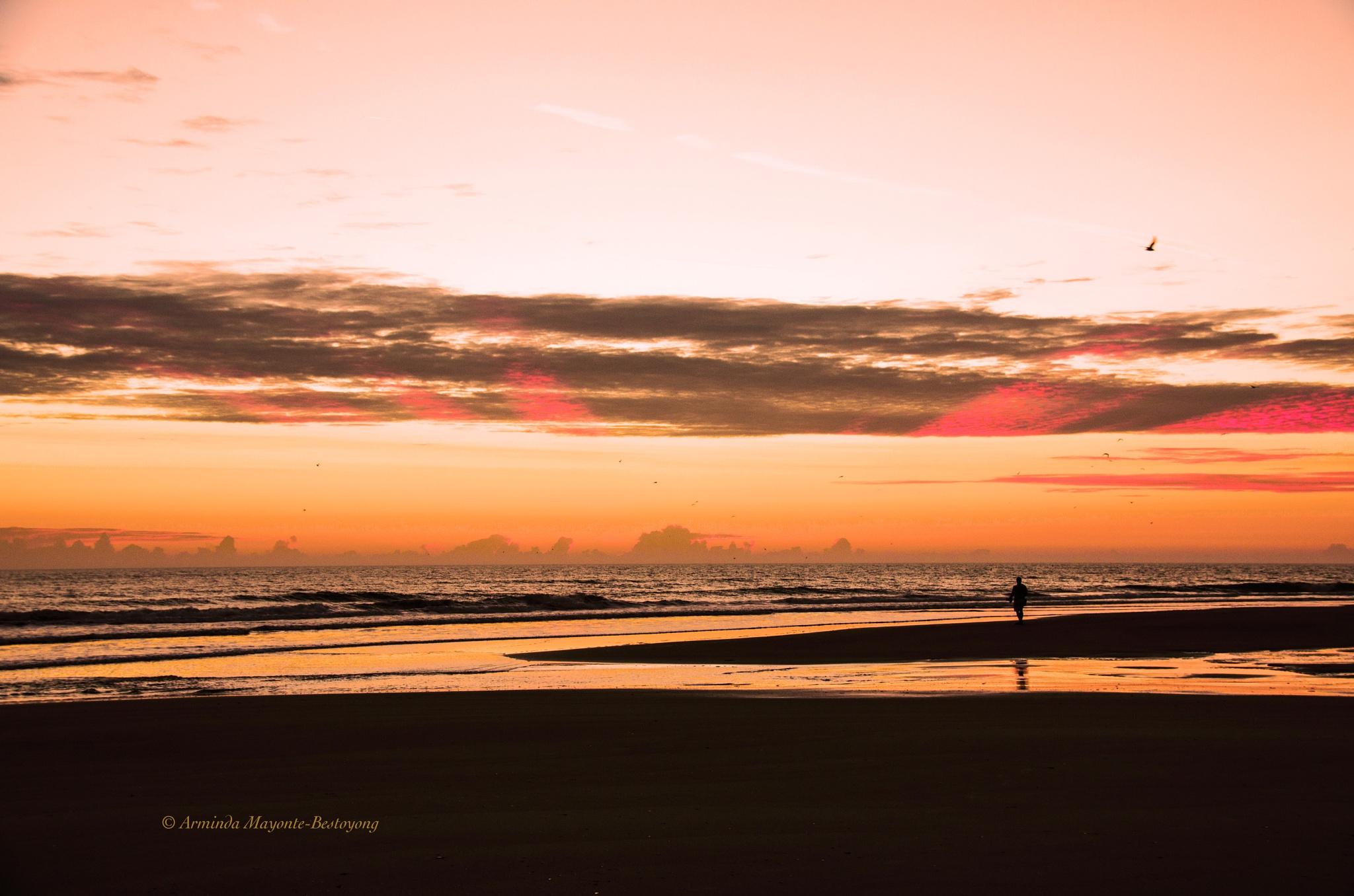 Jax Beach by Arminda