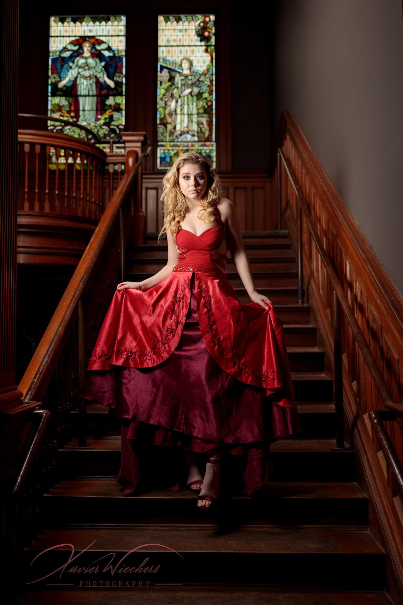 Madison - Glamour 9 by xwiechers