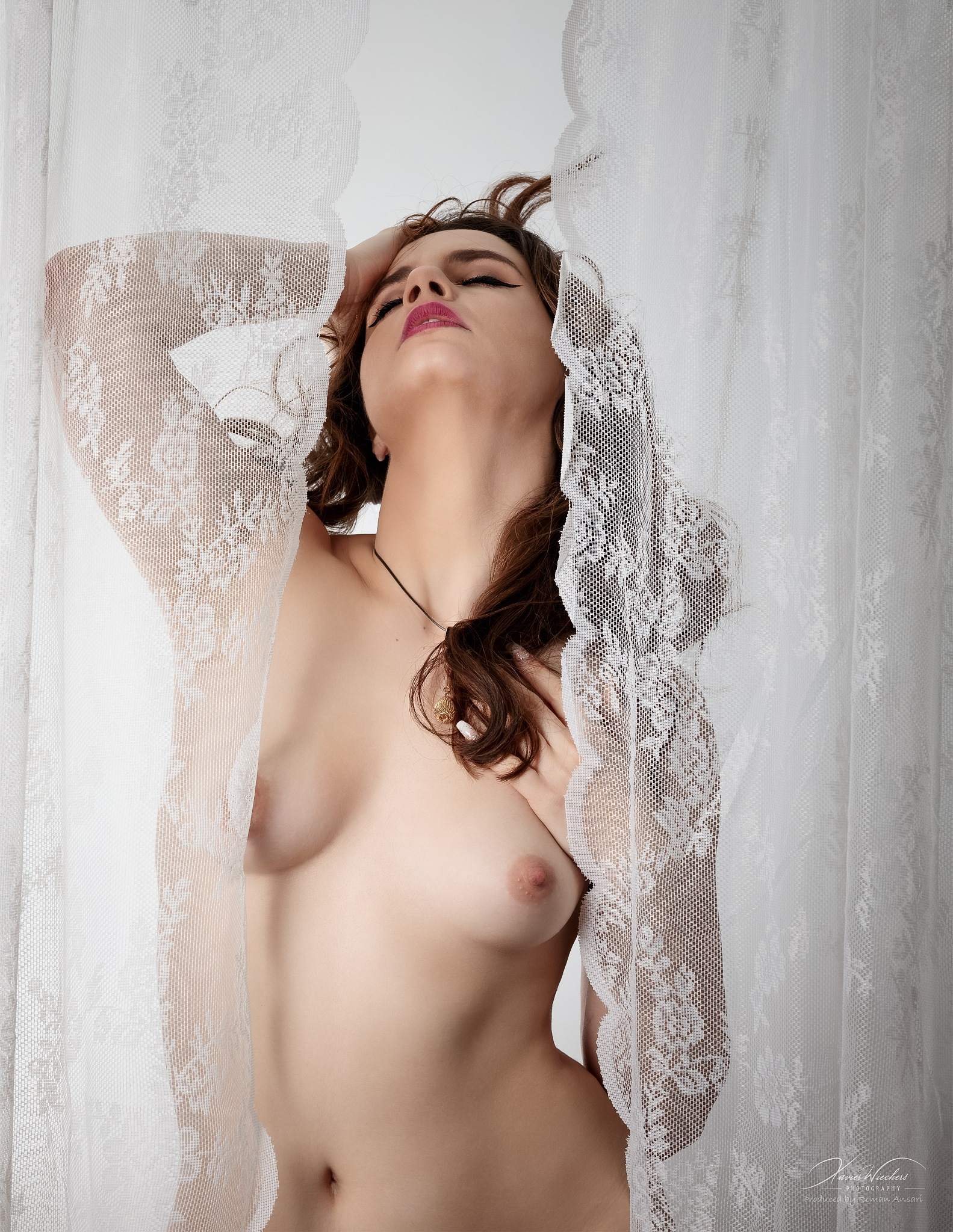 Miranda - Nude 24 by xwiechers