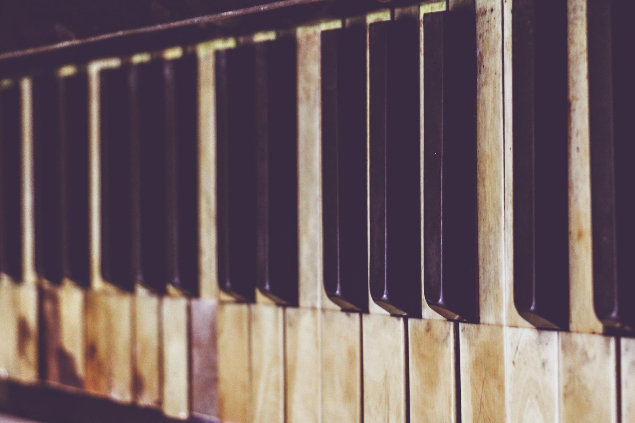 Boisselot Piano by Asma Ahmed