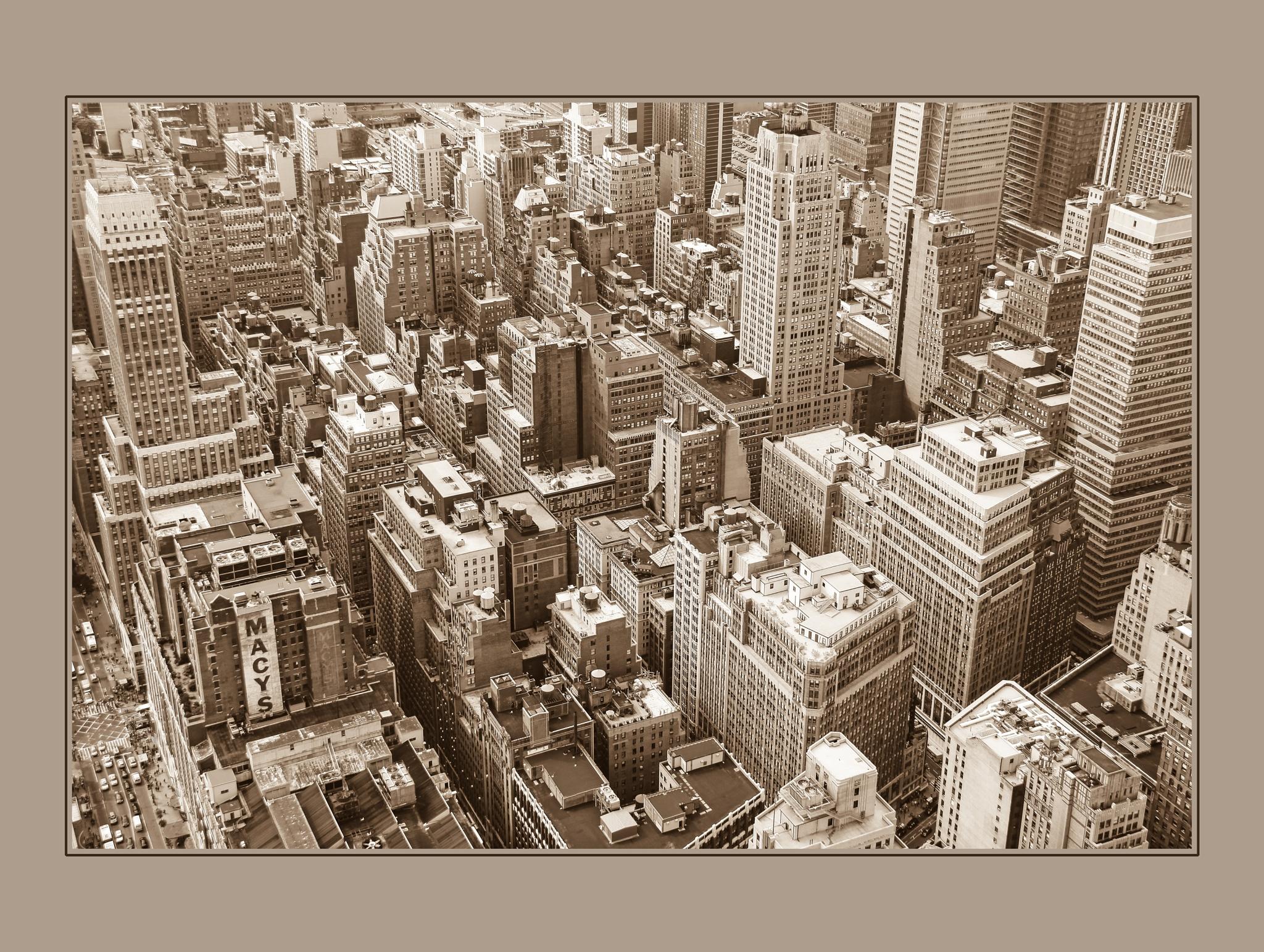 NY by Christoph Reiter