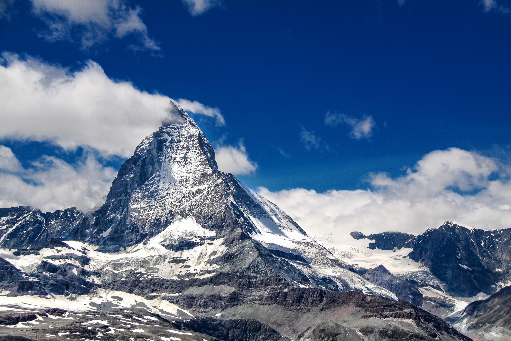 Matterhorn by Christoph Reiter