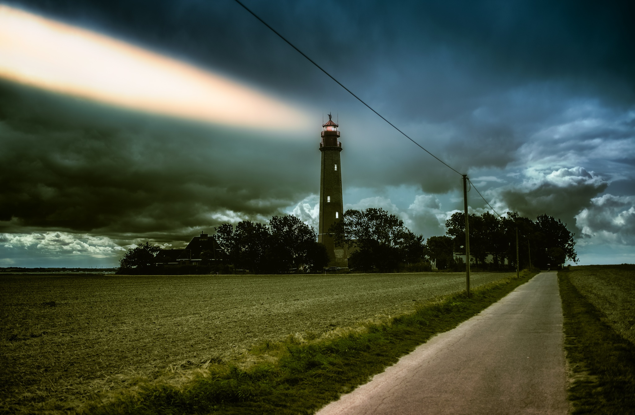 Lighthouse by Christian