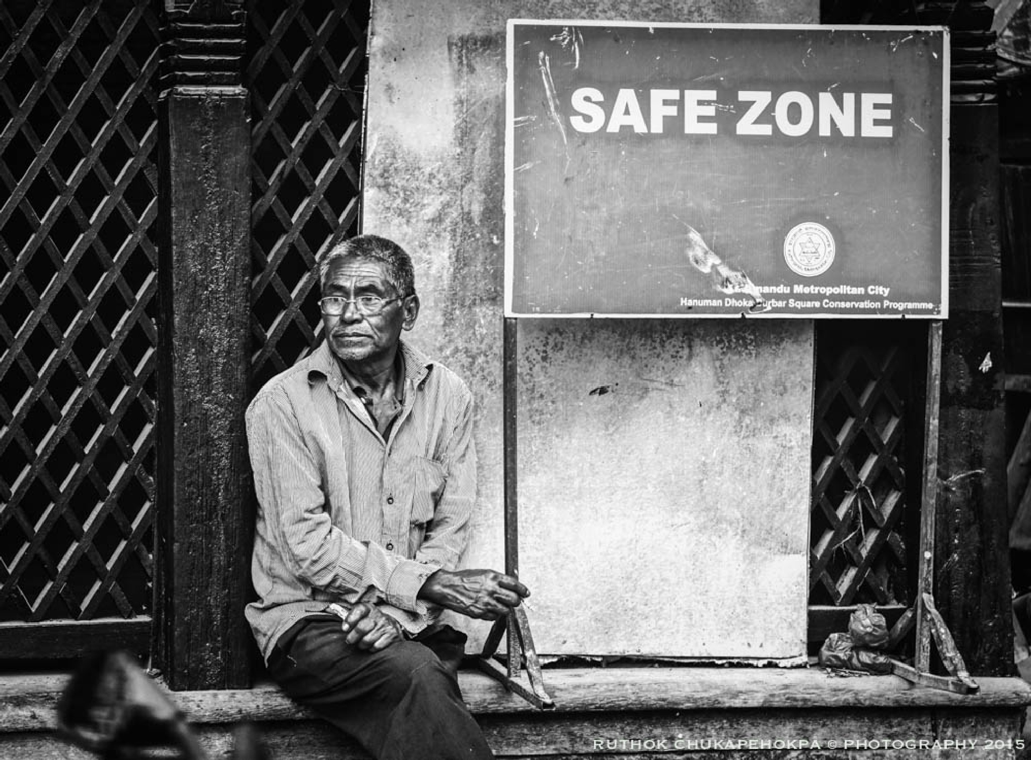 Safe Zone by Ruthok Chukapehokpa