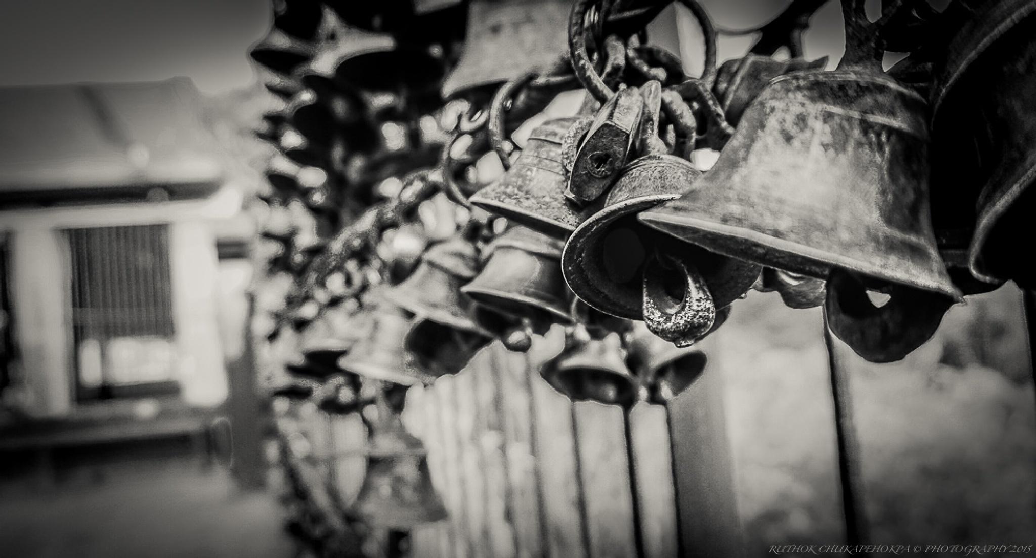 To whom the bell tolls by Ruthok Chukapehokpa