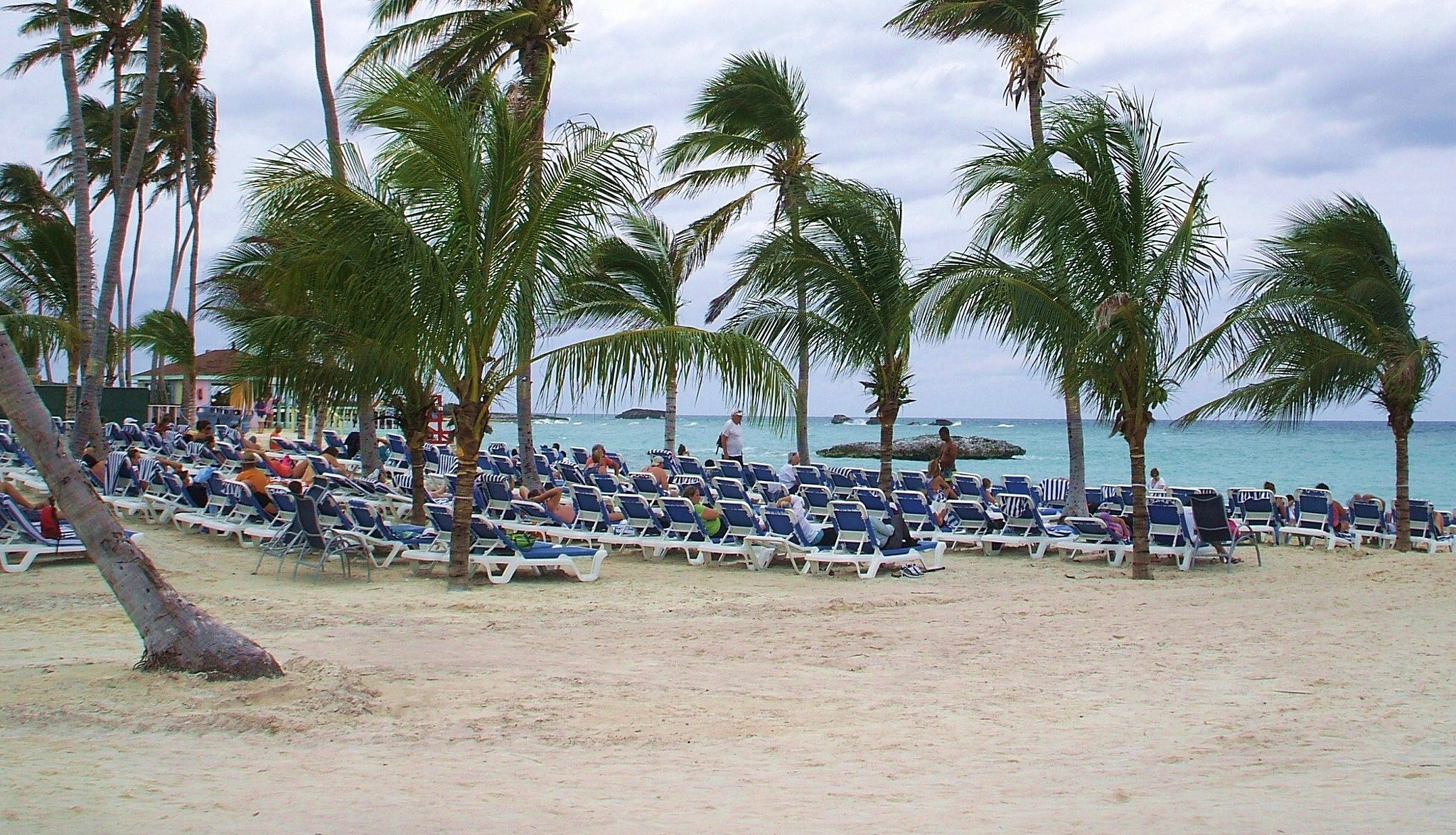 """""""Great Stirrup Cay"""" by Michael J. Shively"""
