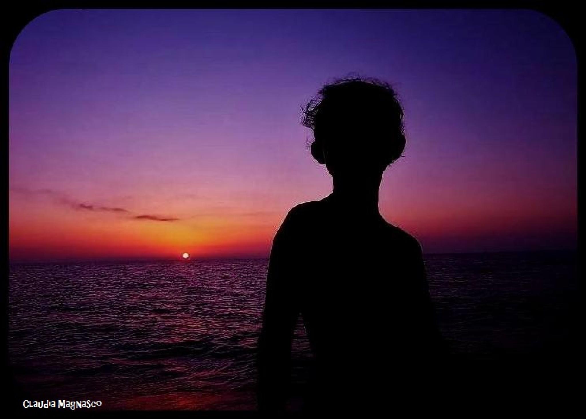 Looking for tomorrow by claudiamagnasco
