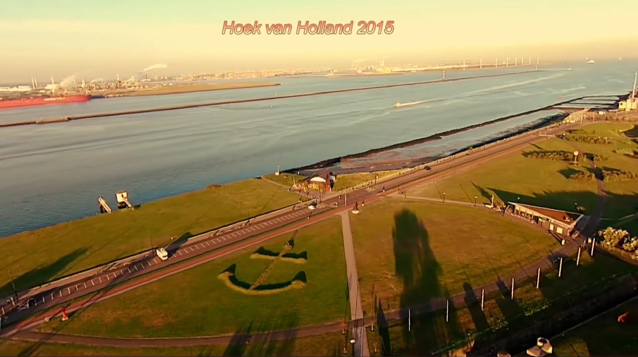 Hoek van Holland  by Aerial Bonanza