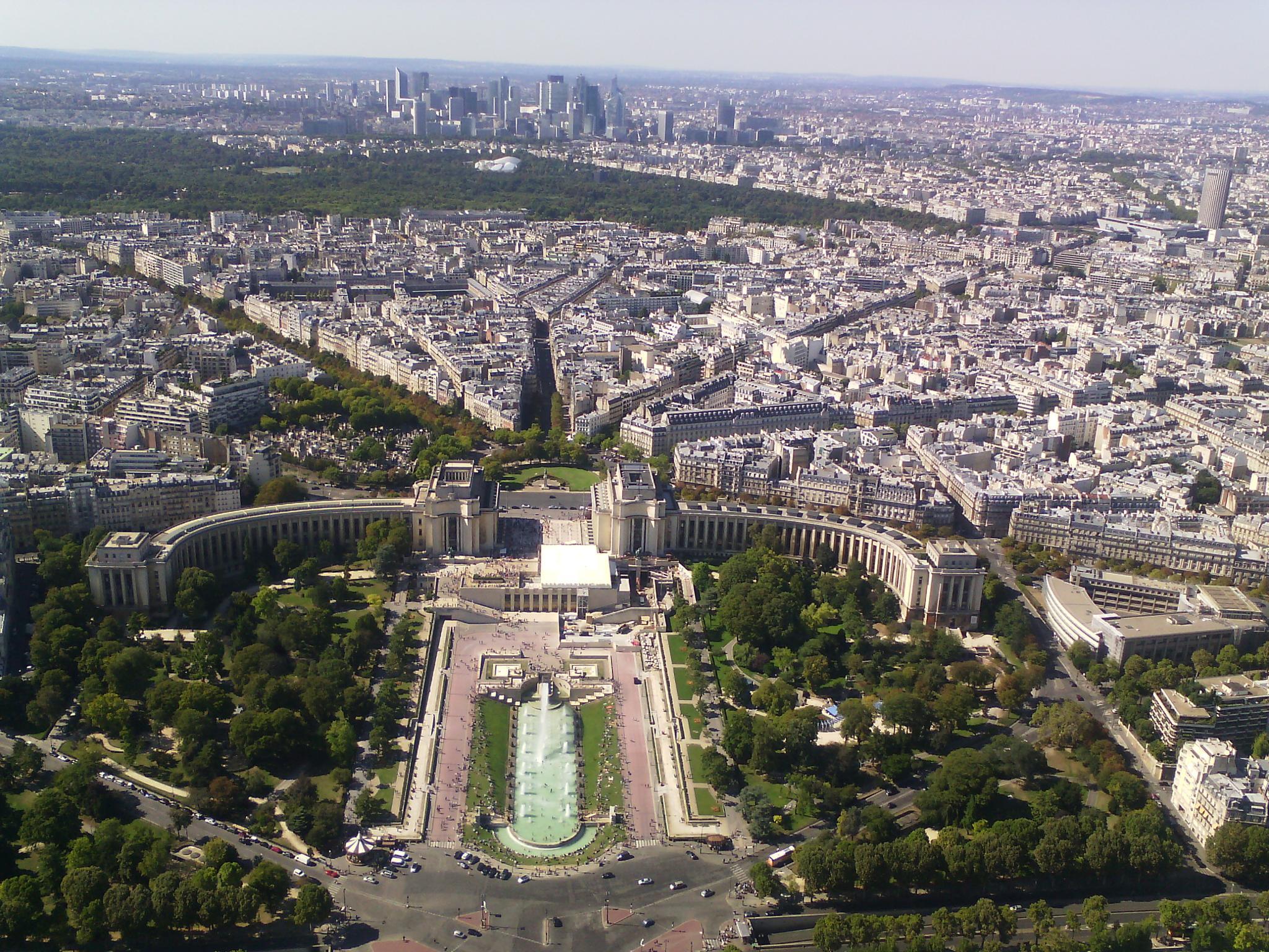 Le Trocadéro by Ludivine Louemba