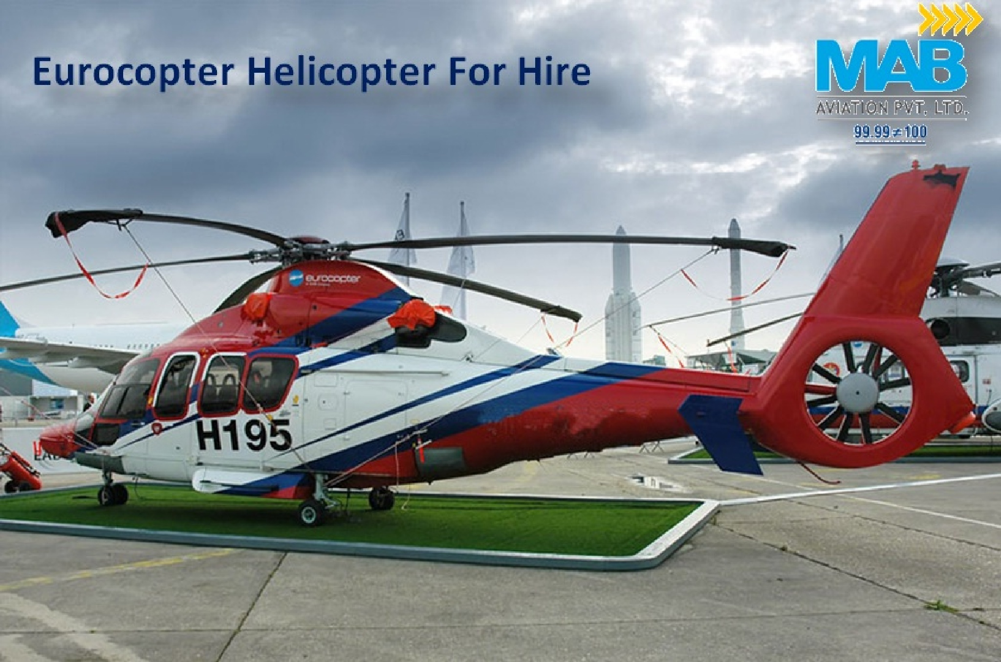 Hire Eurocopter Helicopter – Eurocopter Ecureuil AS350 B3 by mabaviation