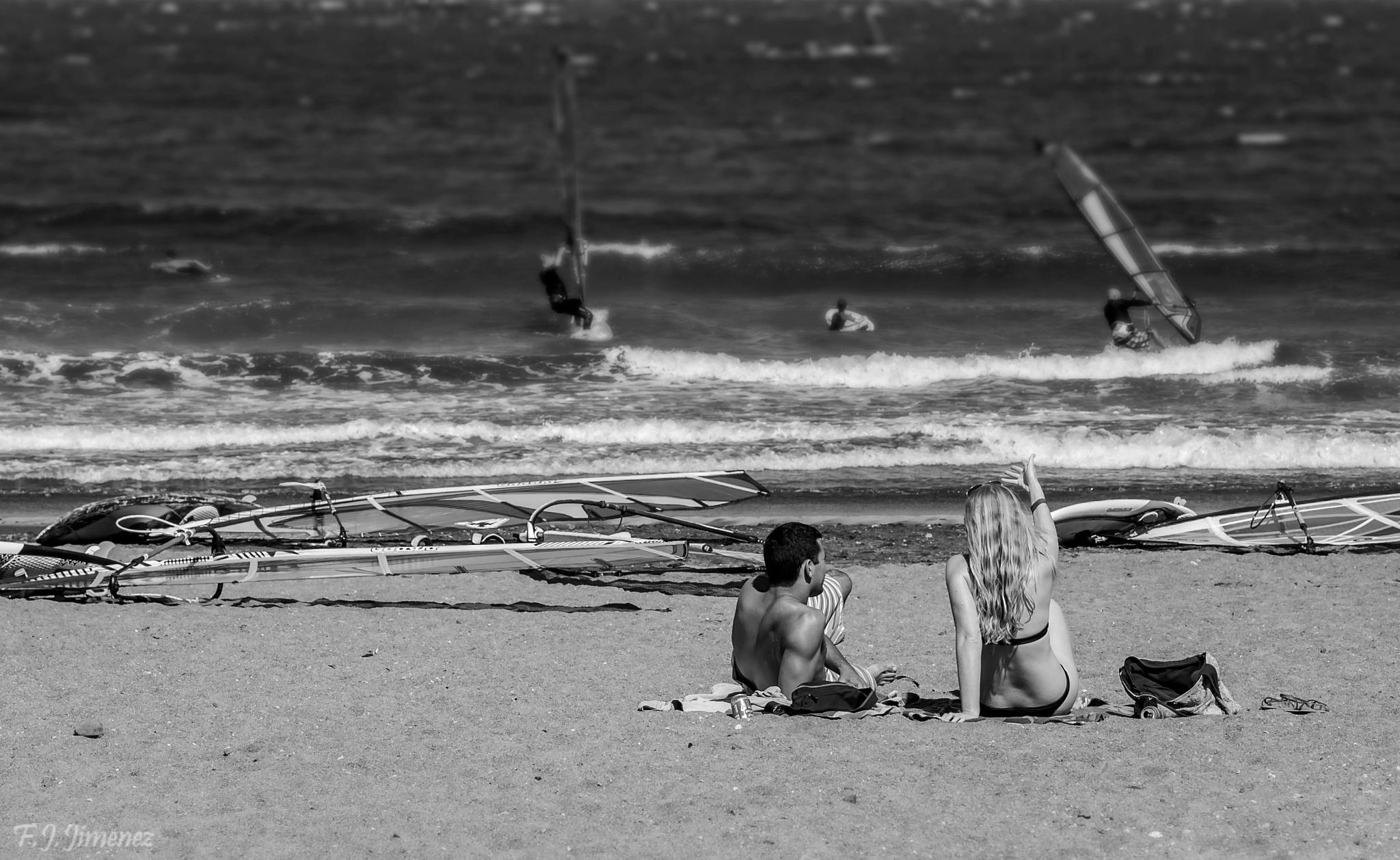 Tarde de Surf... by JACRIS