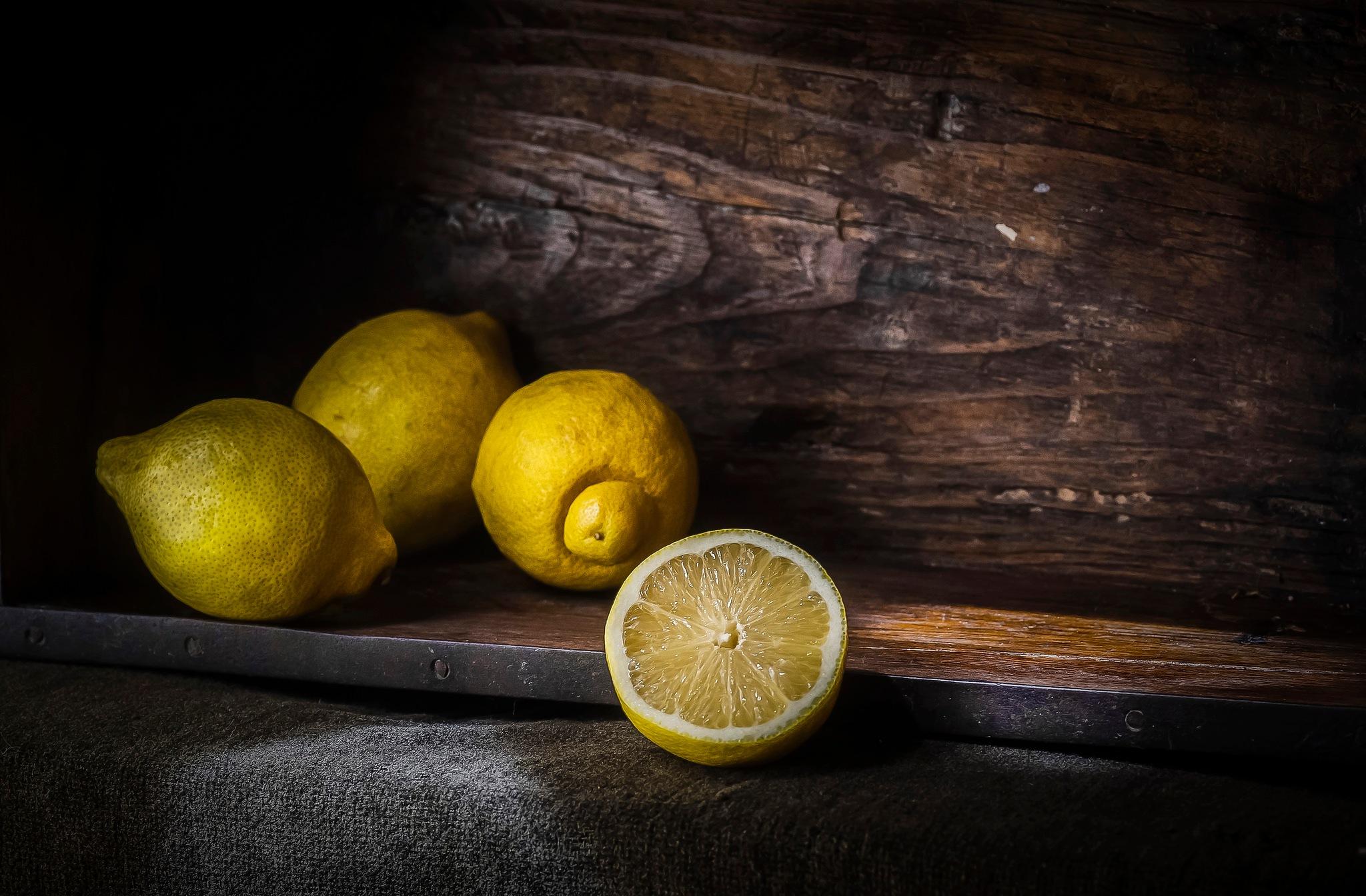 Limones by JACRIS