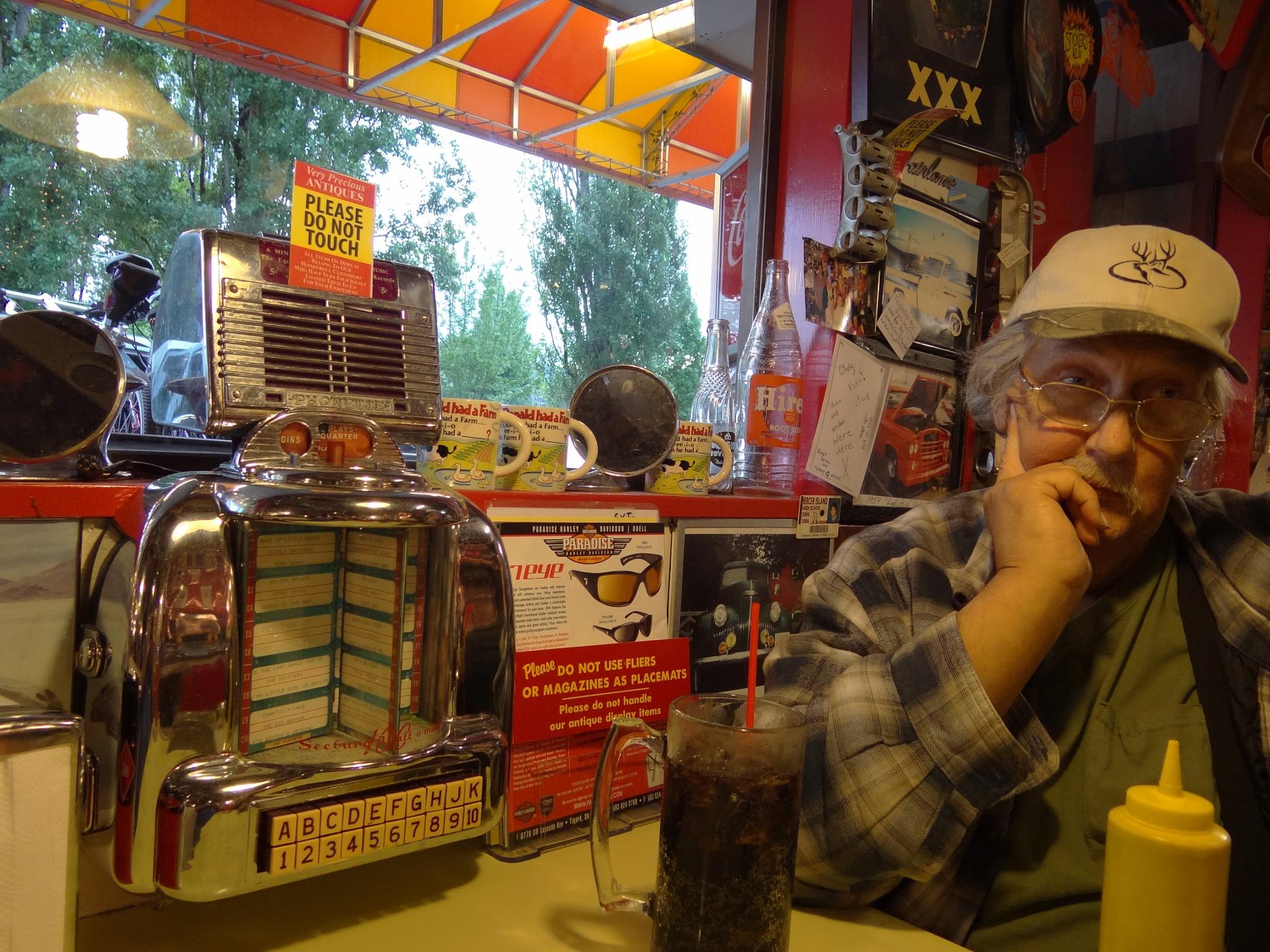 XXX burger & root beer jount by allenhagler59663852