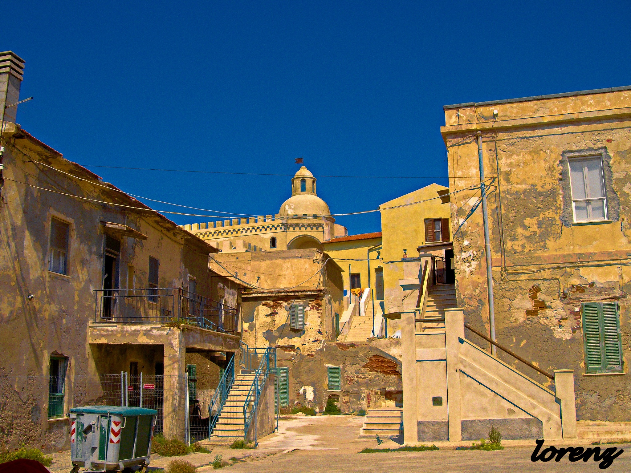 Pianosa Island Tuscany Italy by lorenz@69