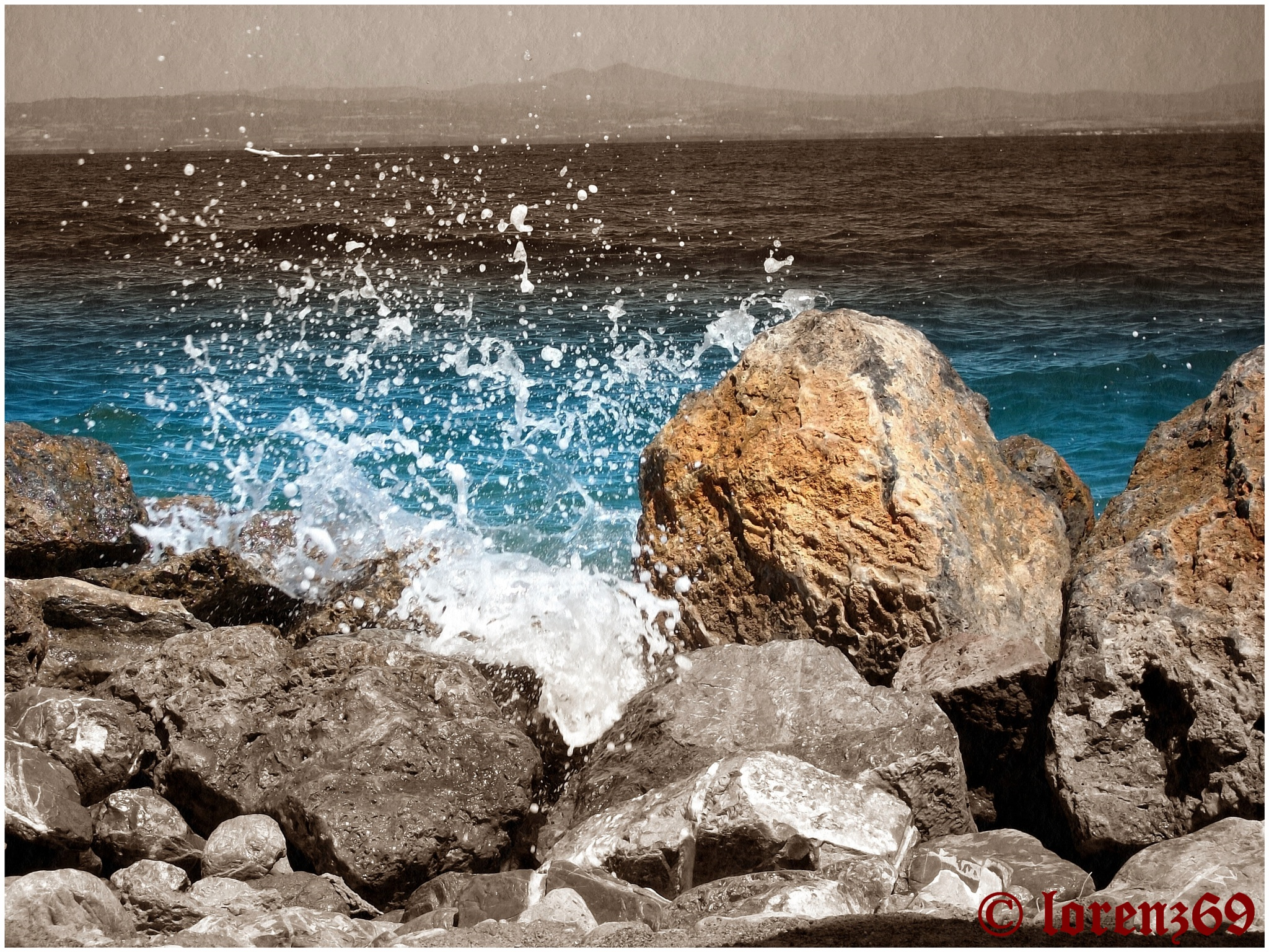 COMING ON THE ISLAND OF ELBA by lorenz@69