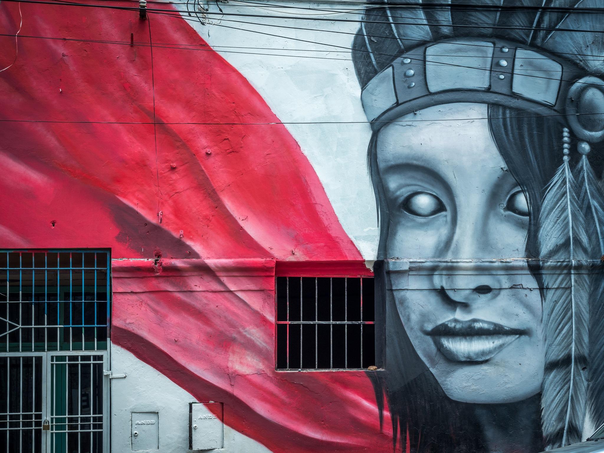 arte del Paraguay by Oliver Penack
