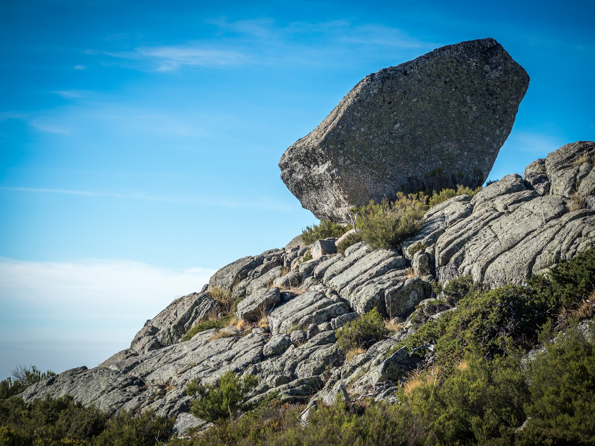 the rock by Oliver Penack