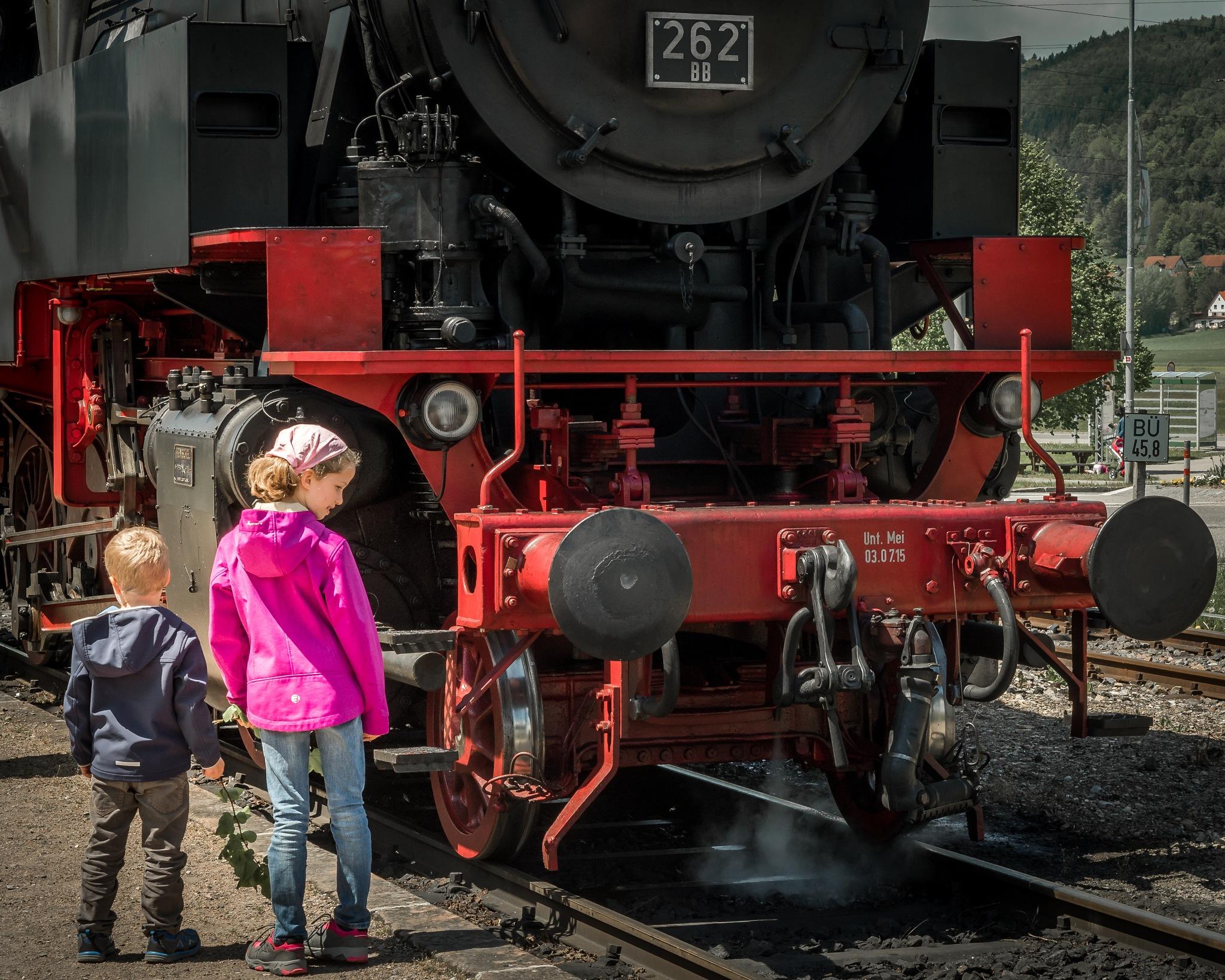 Sauschwänzlebahn by Oliver Penack