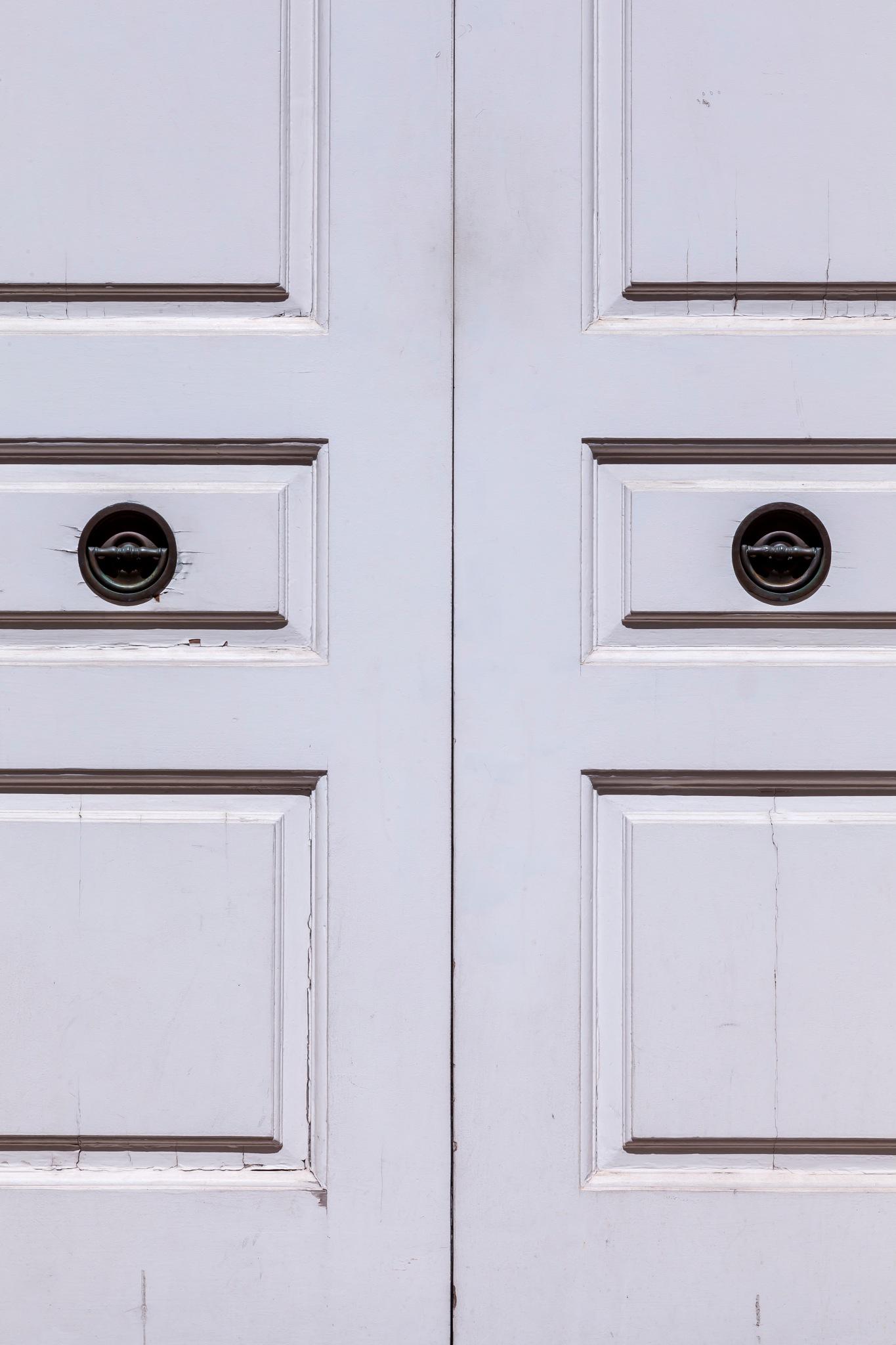 White Door by robertullmann