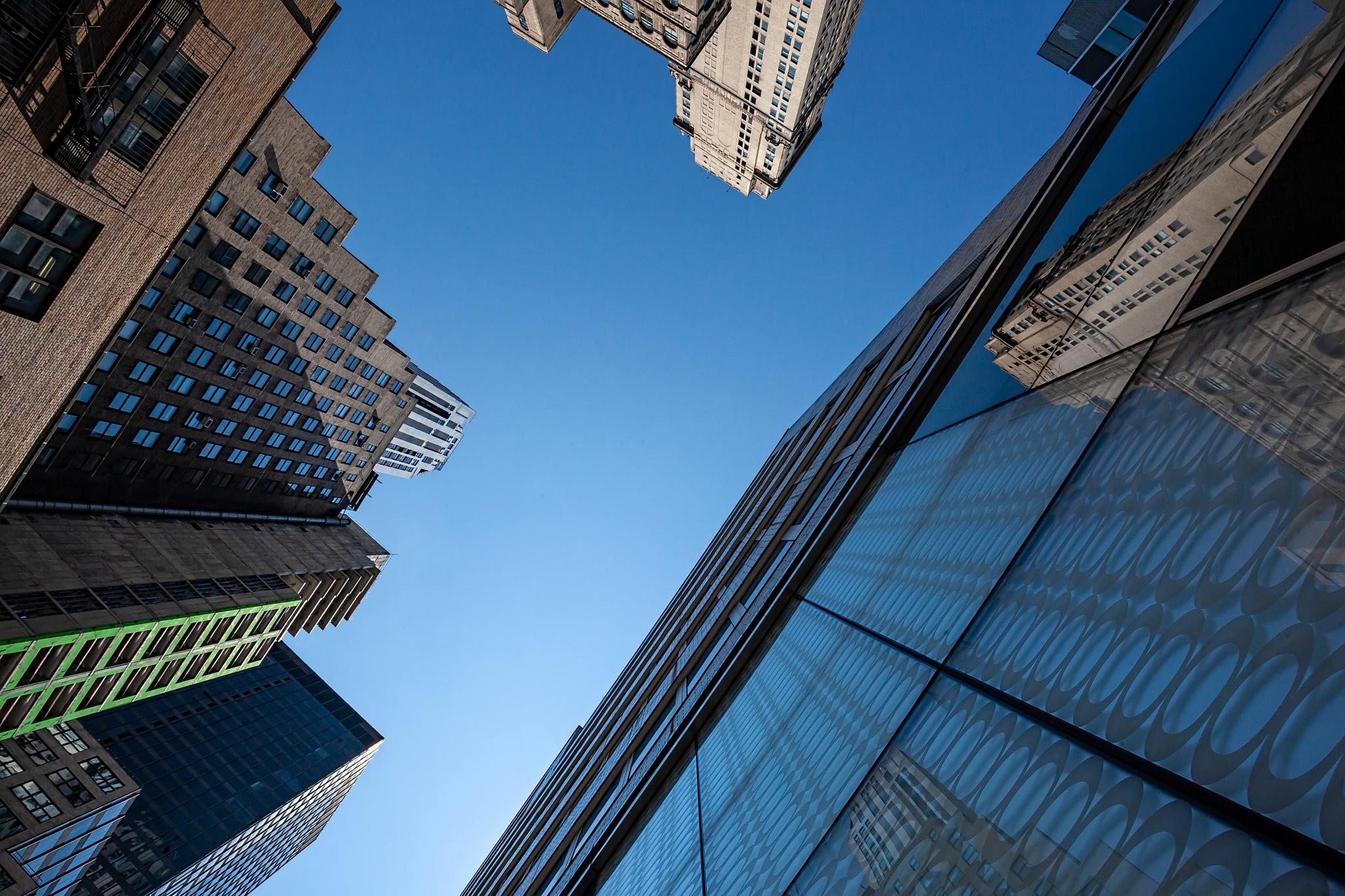 High Rise Office Buildings by robertullmann