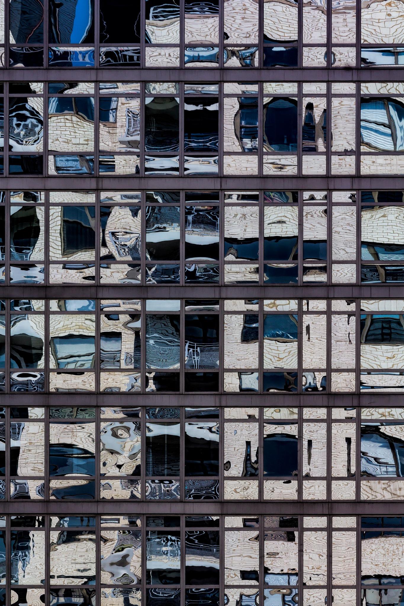Reflective Windows by robertullmann