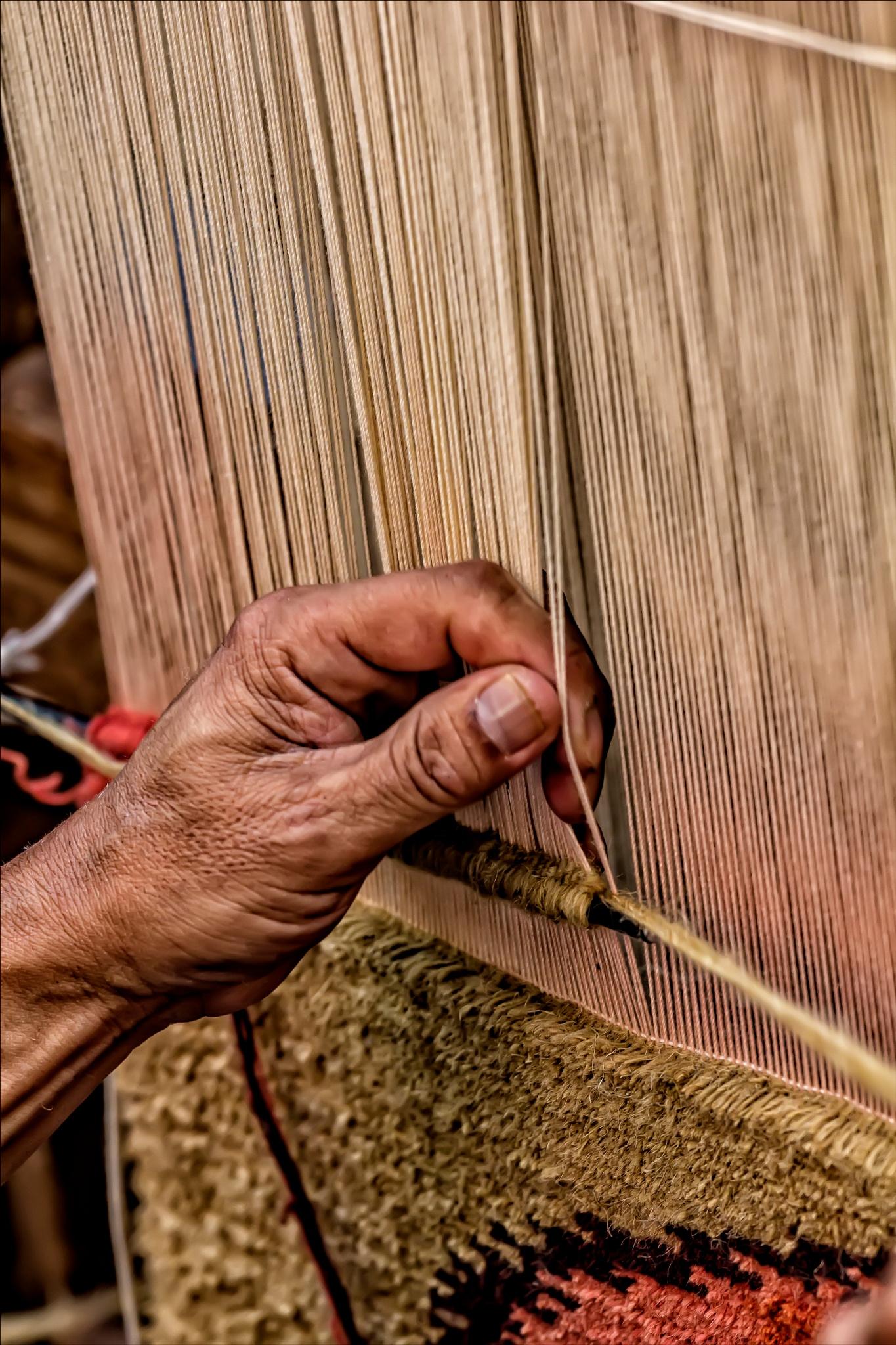 Rug Maker by robertullmann